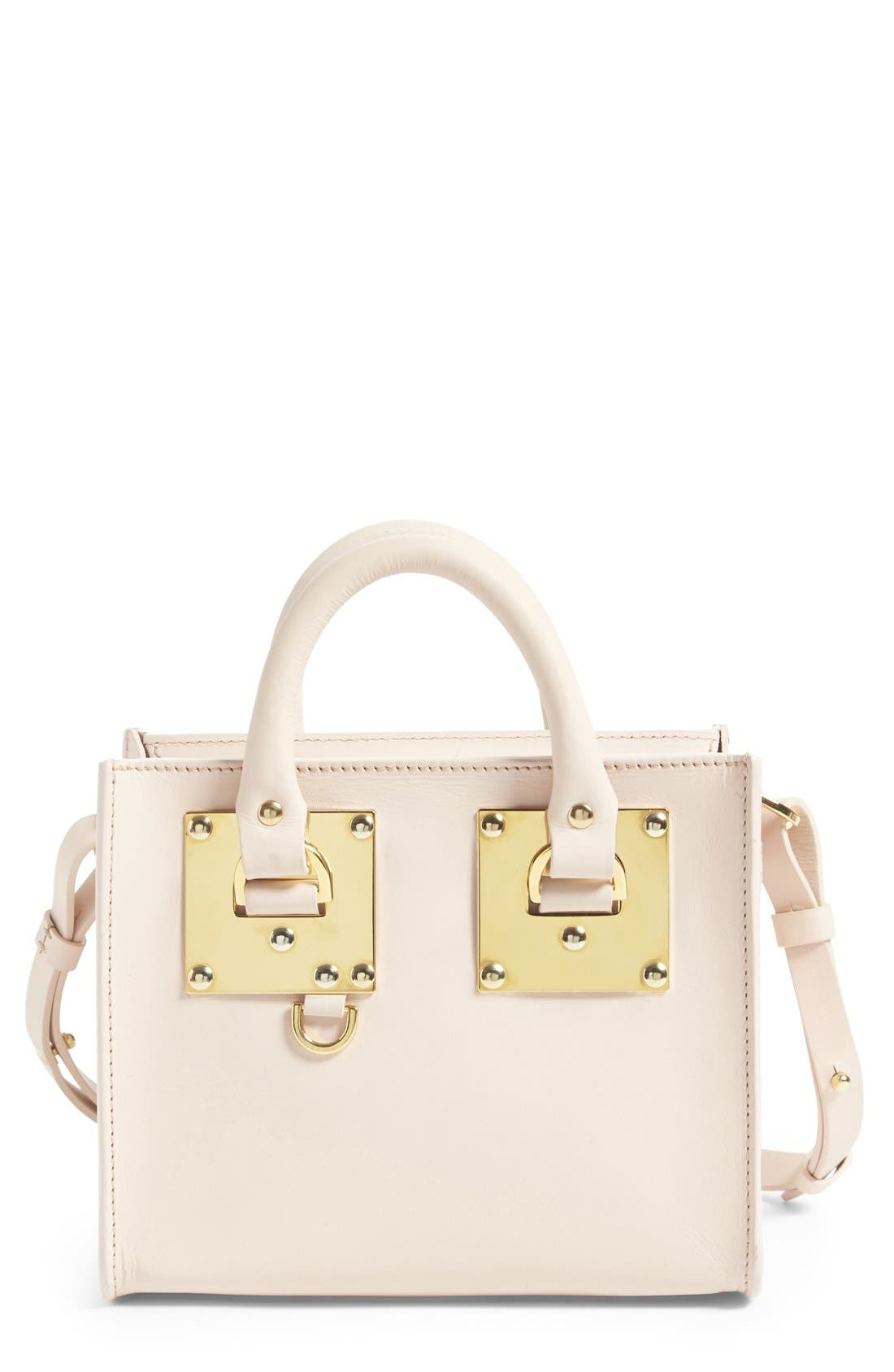Alternate Image 1 Selected - Sophie Hulme 'Albion' Box Tote