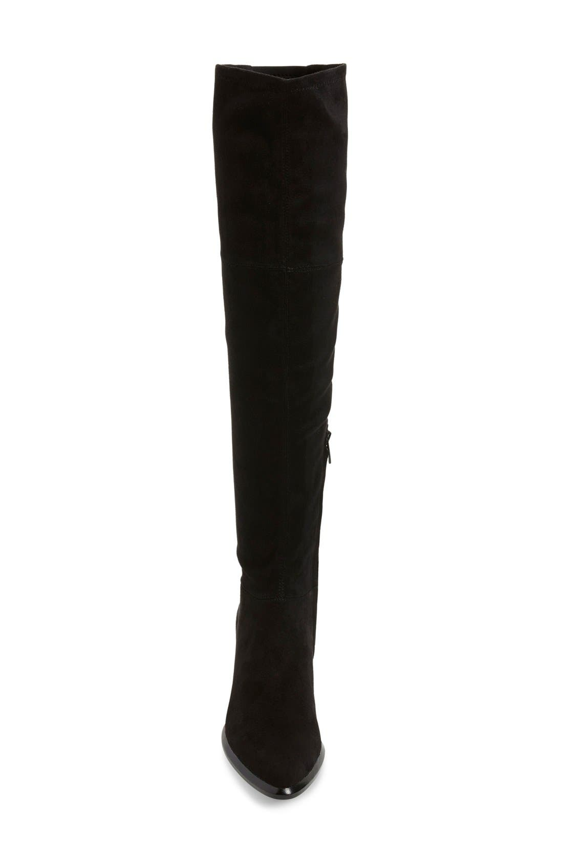 Alternate Image 3  - Calvin Klein 'Nani' Over The Knee Boot (Women) (Special Purchase)