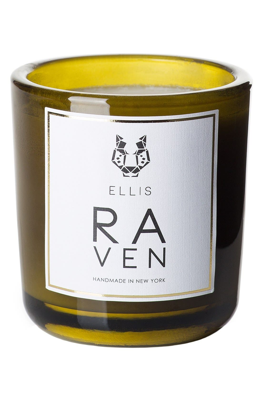 Ellis Brooklyn 'Raven Terrific' Scented Candle