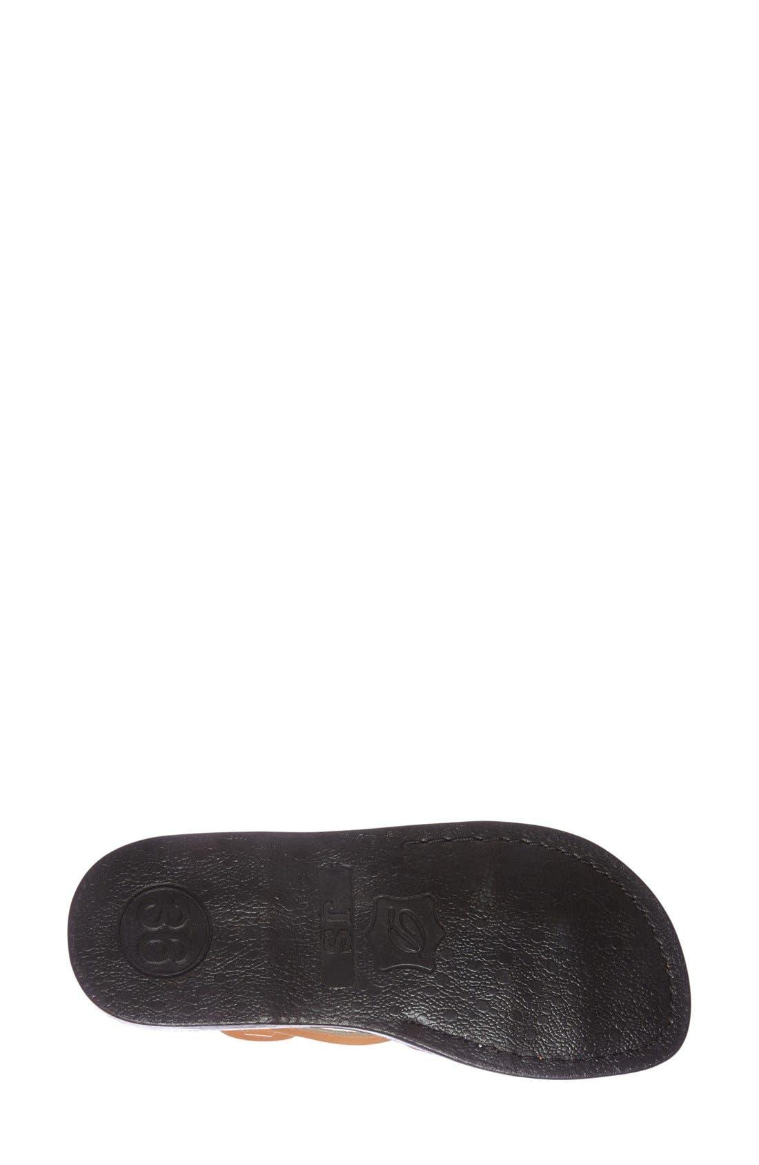 Alternate Image 4  - Jerusalem Sandals 'Tamar' Strappy Sandal (Women)