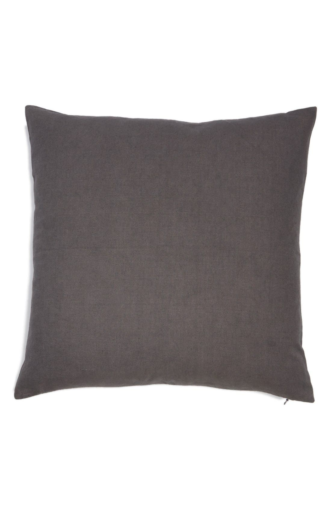 Alternate Image 2  - Nordstrom at Home 'Cross My Heart' Pillow