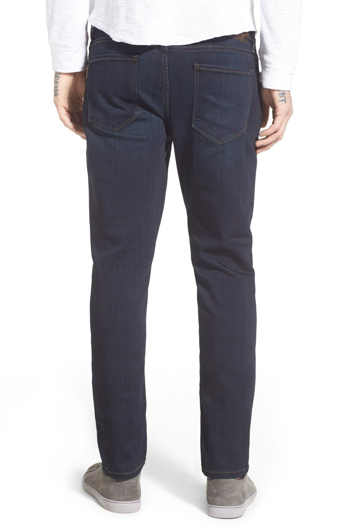 Lennox Slim Fit Jeans,                             Alternate thumbnail 2, color,                             Cellar