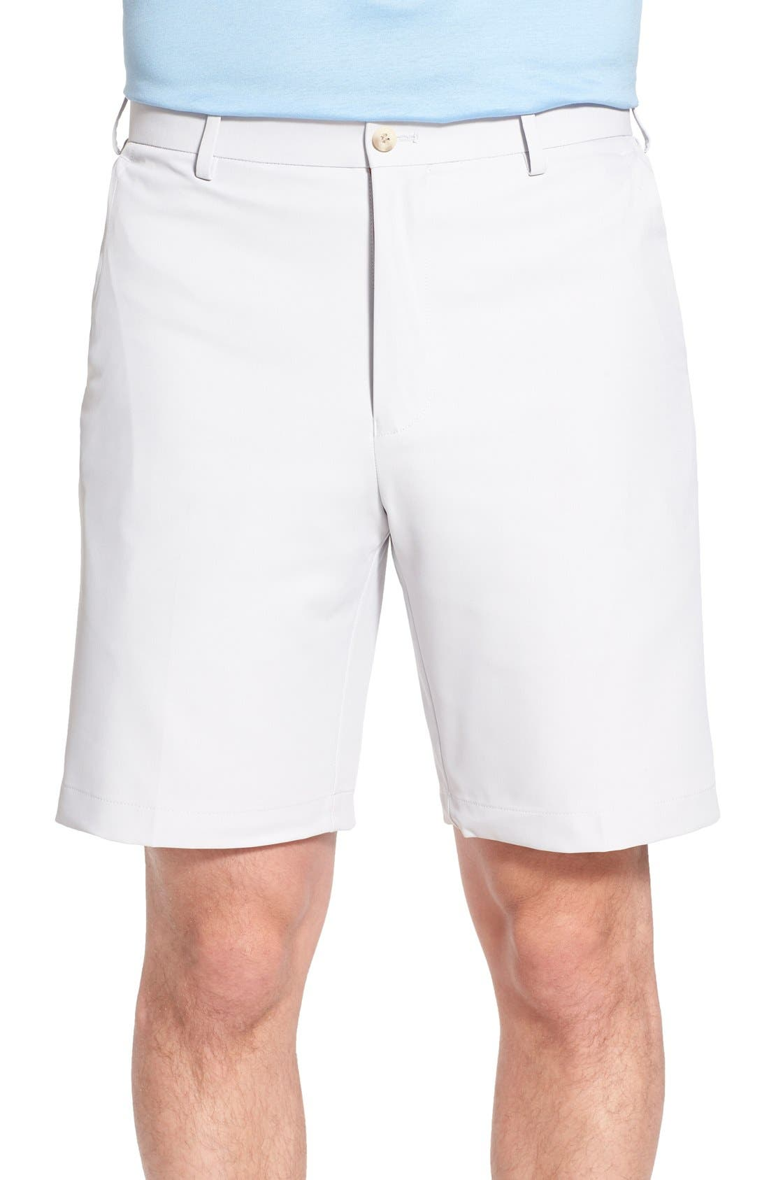 Peter Millar 'Salem' Flat Front Performance Shorts