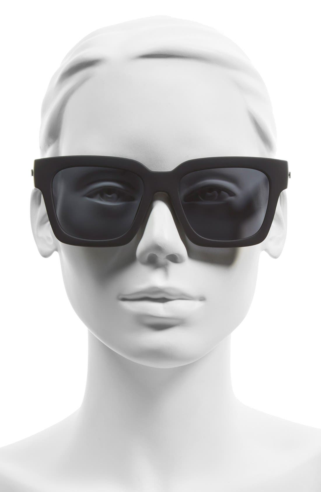 Alternate Image 2  - Le Specs 'Weekend Riot' 55mm Sunglasses