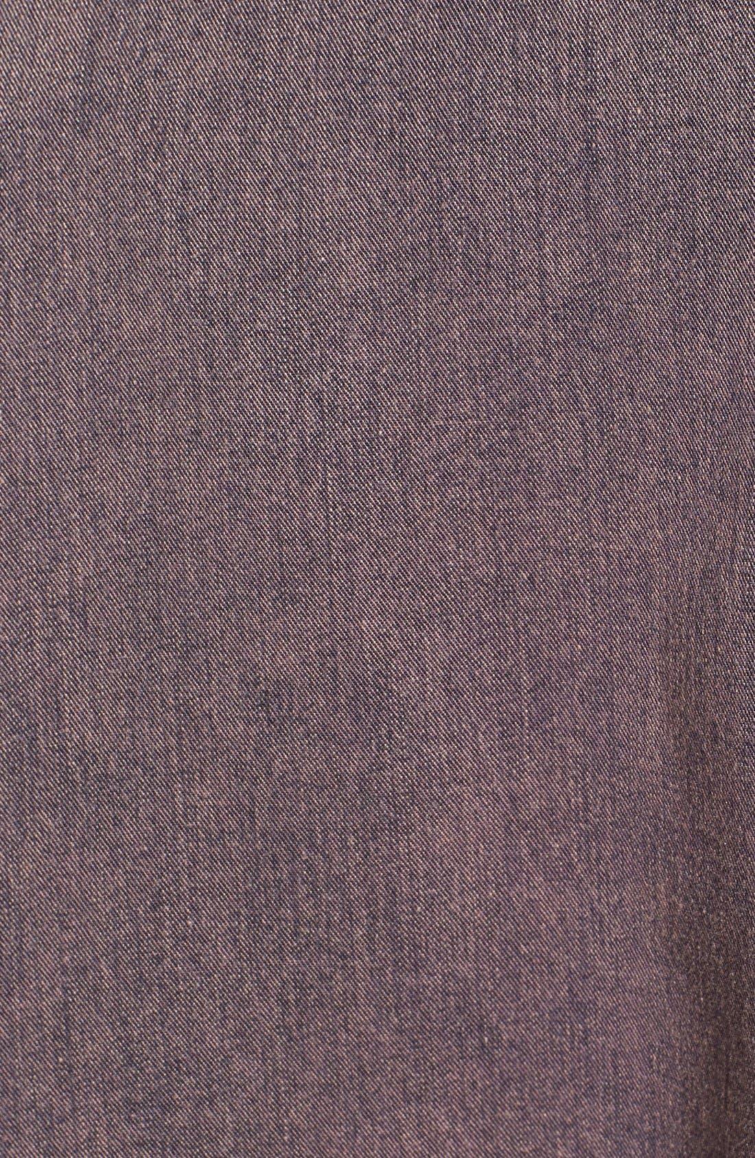 Alternate Image 5  - Lee Cooper Drapey Trench Coat