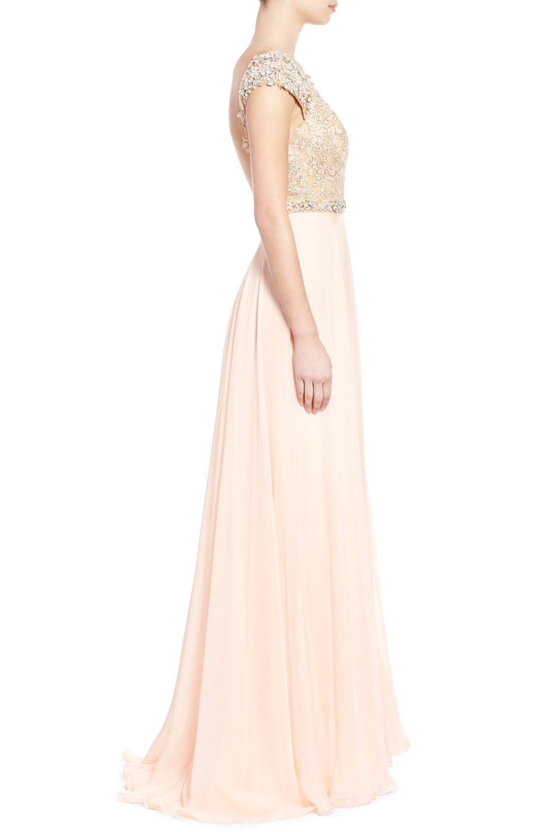 Alternate Image 3  - Mac Duggal 'Gladys' Embellished Gown