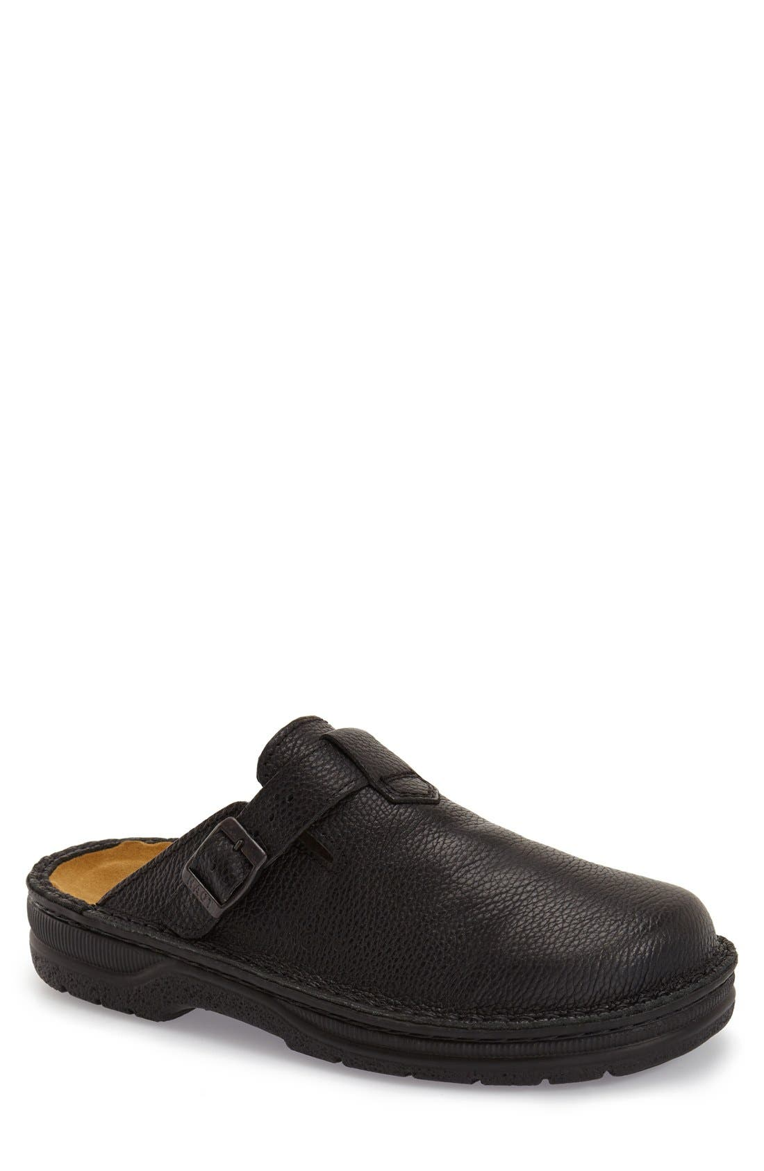 Discount Best Prices Naot Manyara Slip-On(Men's) -Oily Coal Nubuck/Black Velvet Nubuck Cheap Sale Official Site New Sale Online zY11O