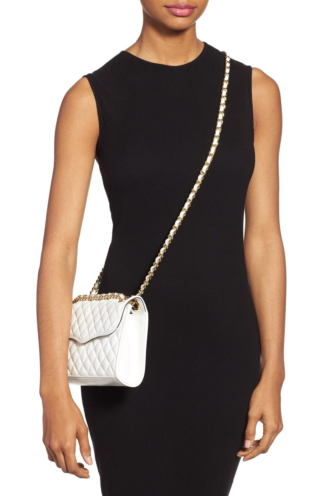 Alternate Image 2  - Rebecca Minkoff 'Quilted Mini Affair' Convertible Crossbody Bag