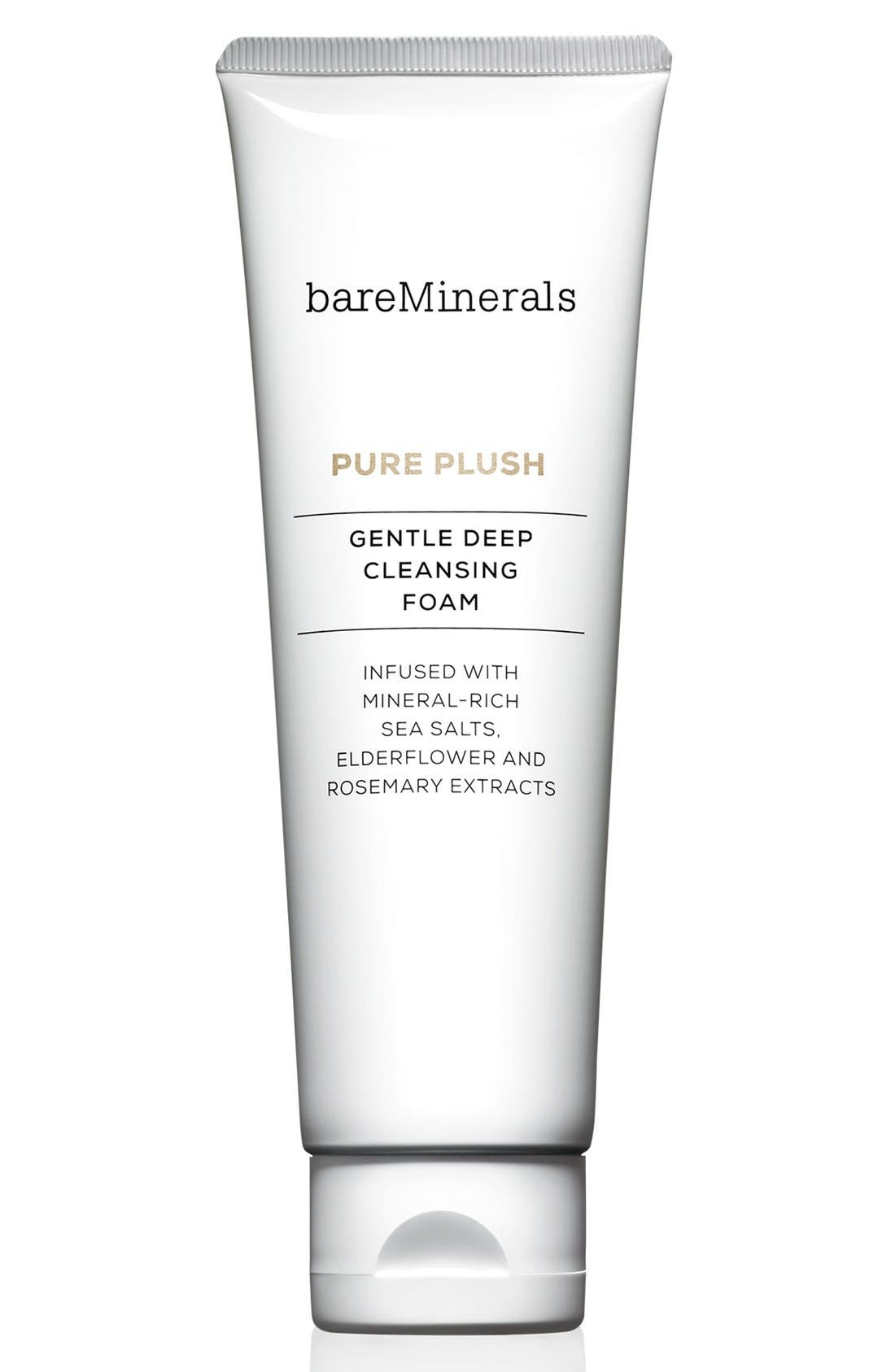 bareMinerals® Pure Plush Gentle Deep Cleansing Foam