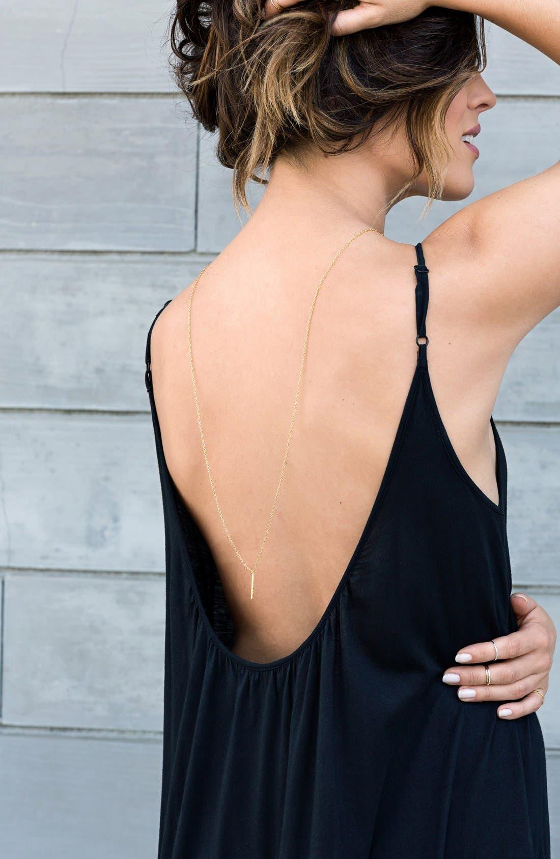 Alternate Image 5  - gorjana 'Kiernan' Layered Pendant Necklace
