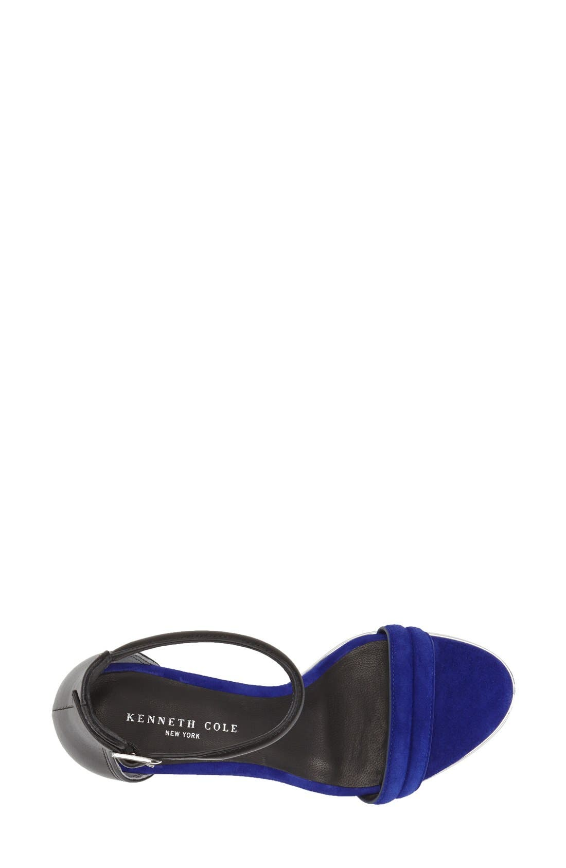 Alternate Image 3  - Kenneth Cole New York 'Mallory' Ankle Strap Sandal (Women)