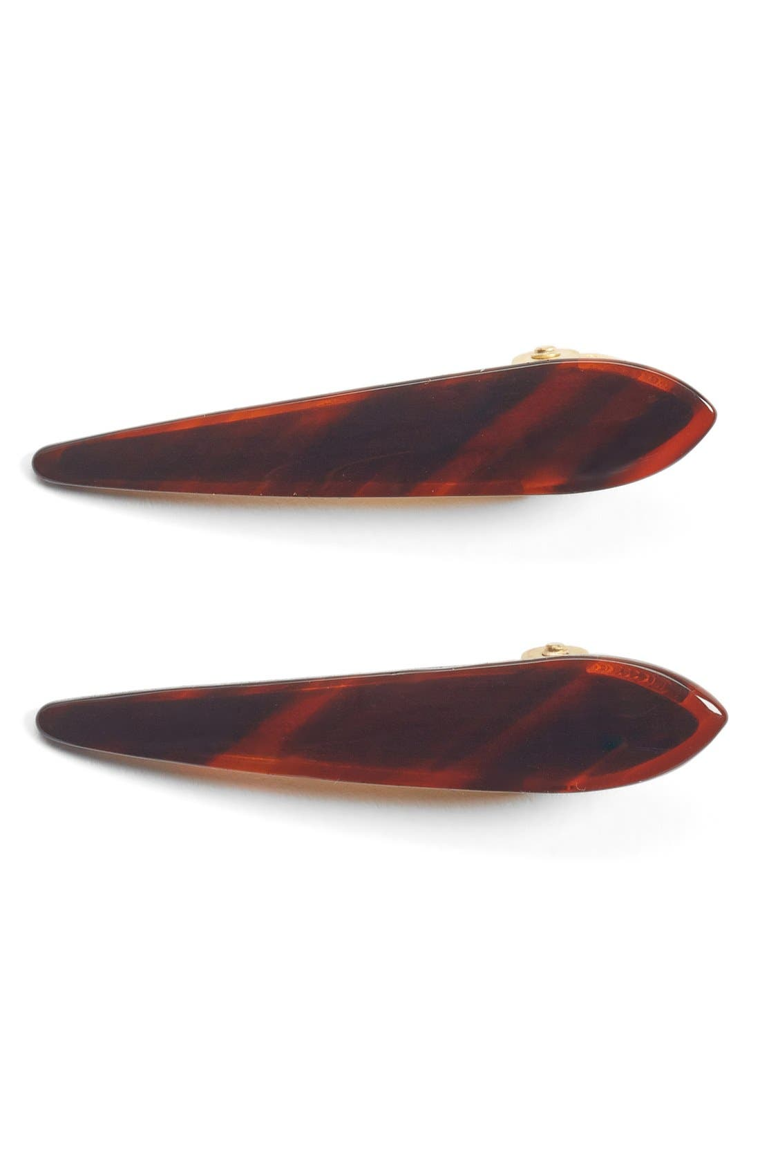 Main Image - Ficcare Set of 2 Mini Maximas Hair Clips