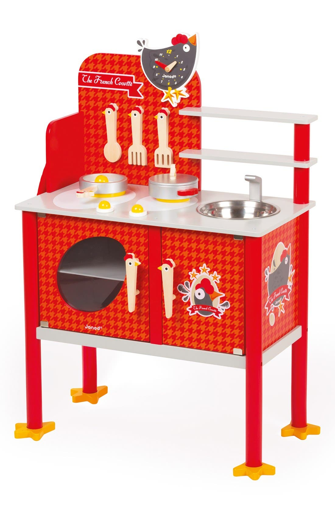 'French Cocotte - Maxi Cooker' Toy,                         Main,                         color, Multi