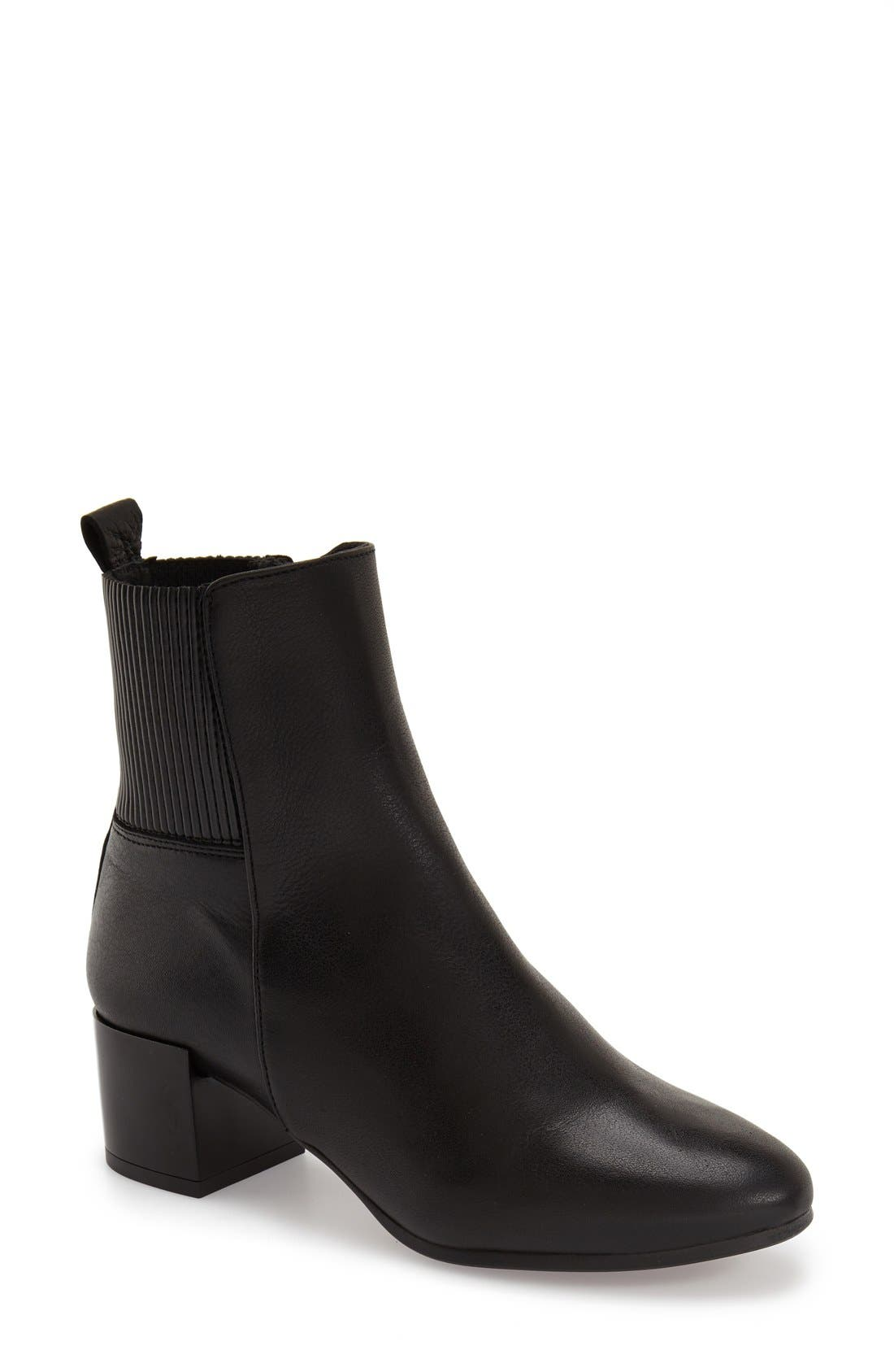 Alternate Image 1 Selected - Topshop 'Marbles' Ankle Boot (Women)