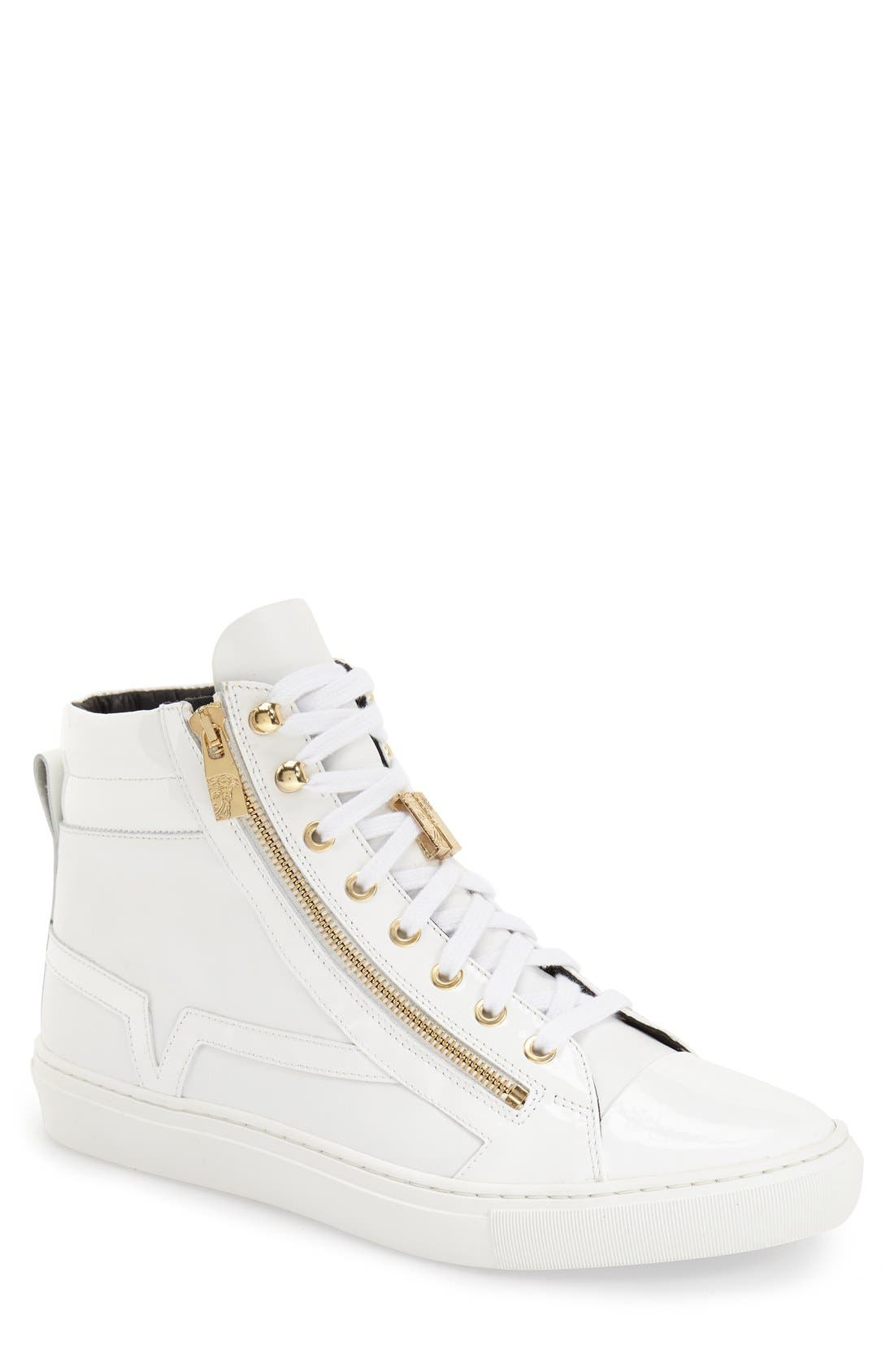 Main Image - Versace Collection High Top Sneaker (Men)