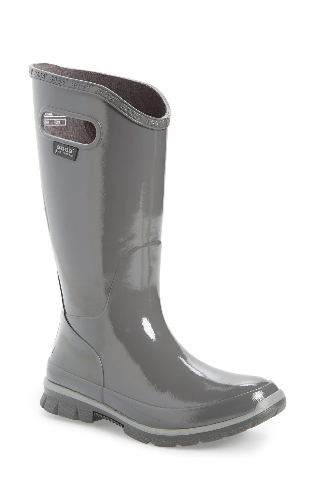 Alternate Image 1 Selected - Bogs 'Berkley' Waterproof Rain Boot (Women)