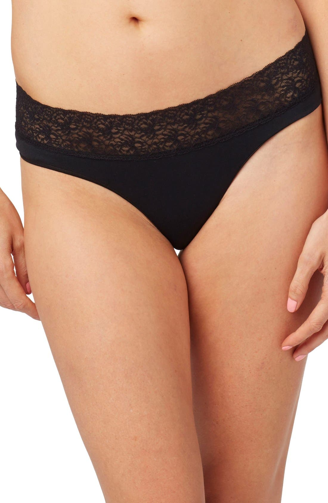 Rosie Pope Low Rise Seamless Maternity/Postpartum Thong