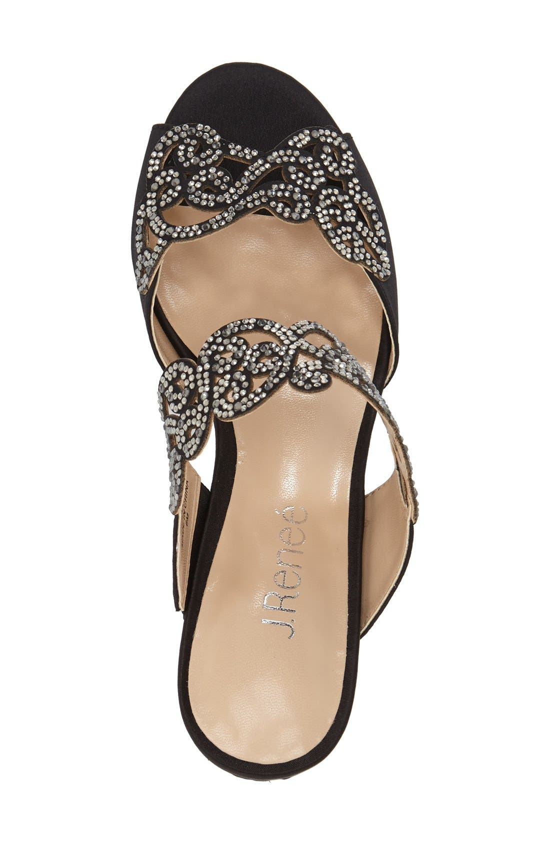 Alternate Image 3  - J. Reneé 'Francie' Evening Sandal (Women)