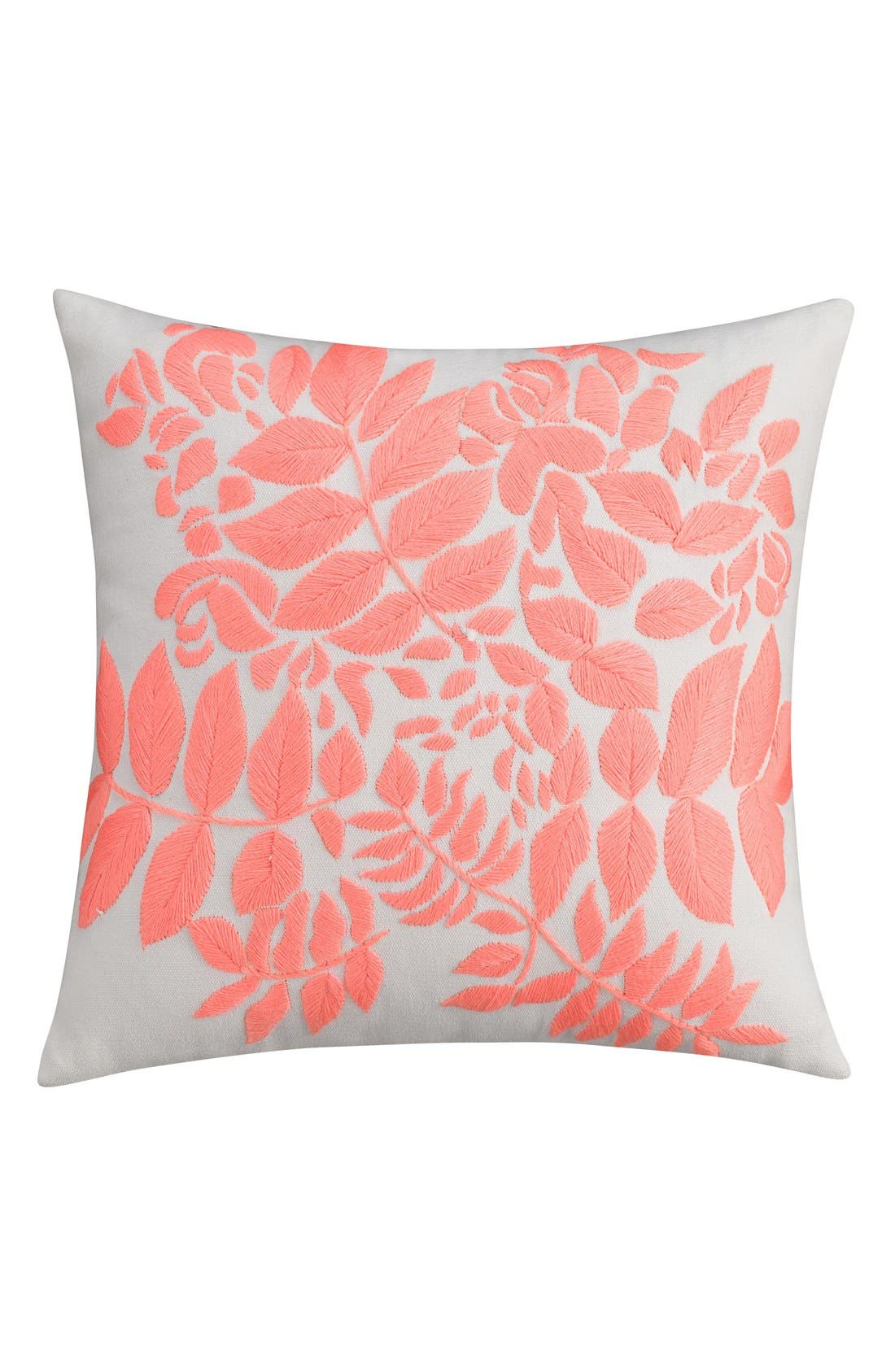 cupcakes and cashmere 'Lace Medallion' Embroidered Pillow