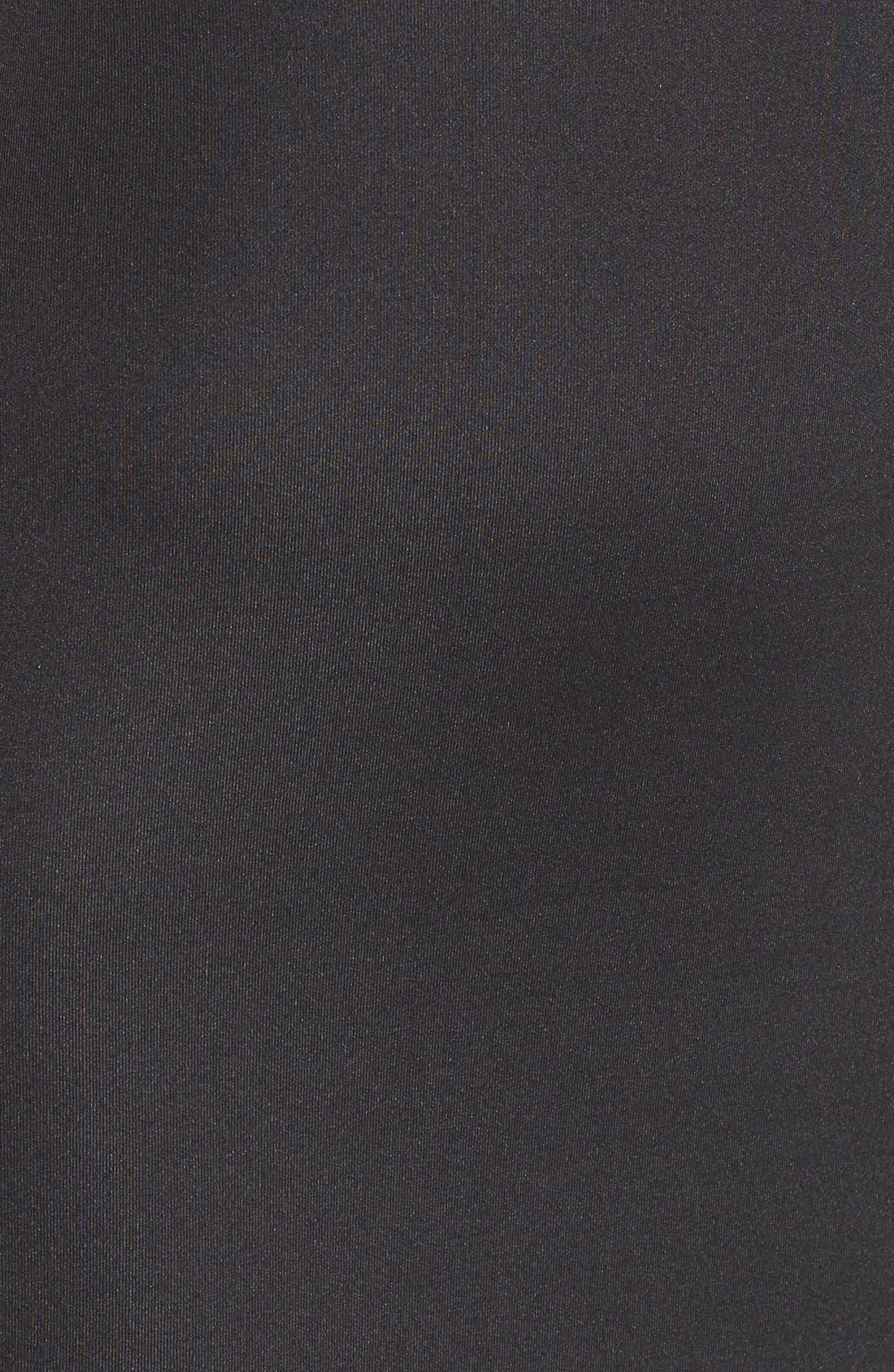 Alternate Image 5  - Soprano Scalloped Sleeveless Body-Con Dress