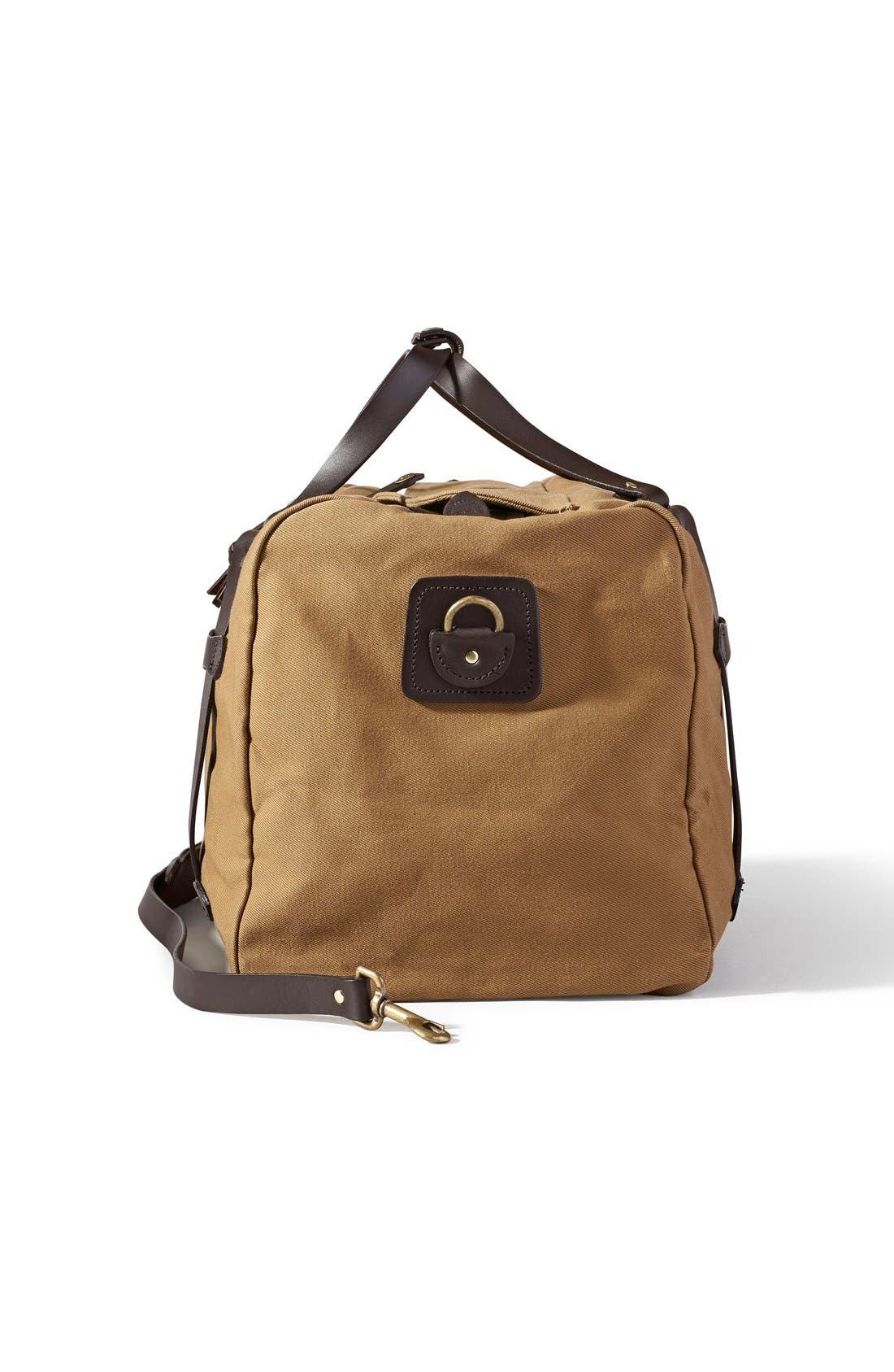 Medium Duffel Bag,                             Alternate thumbnail 2, color,                             Tan