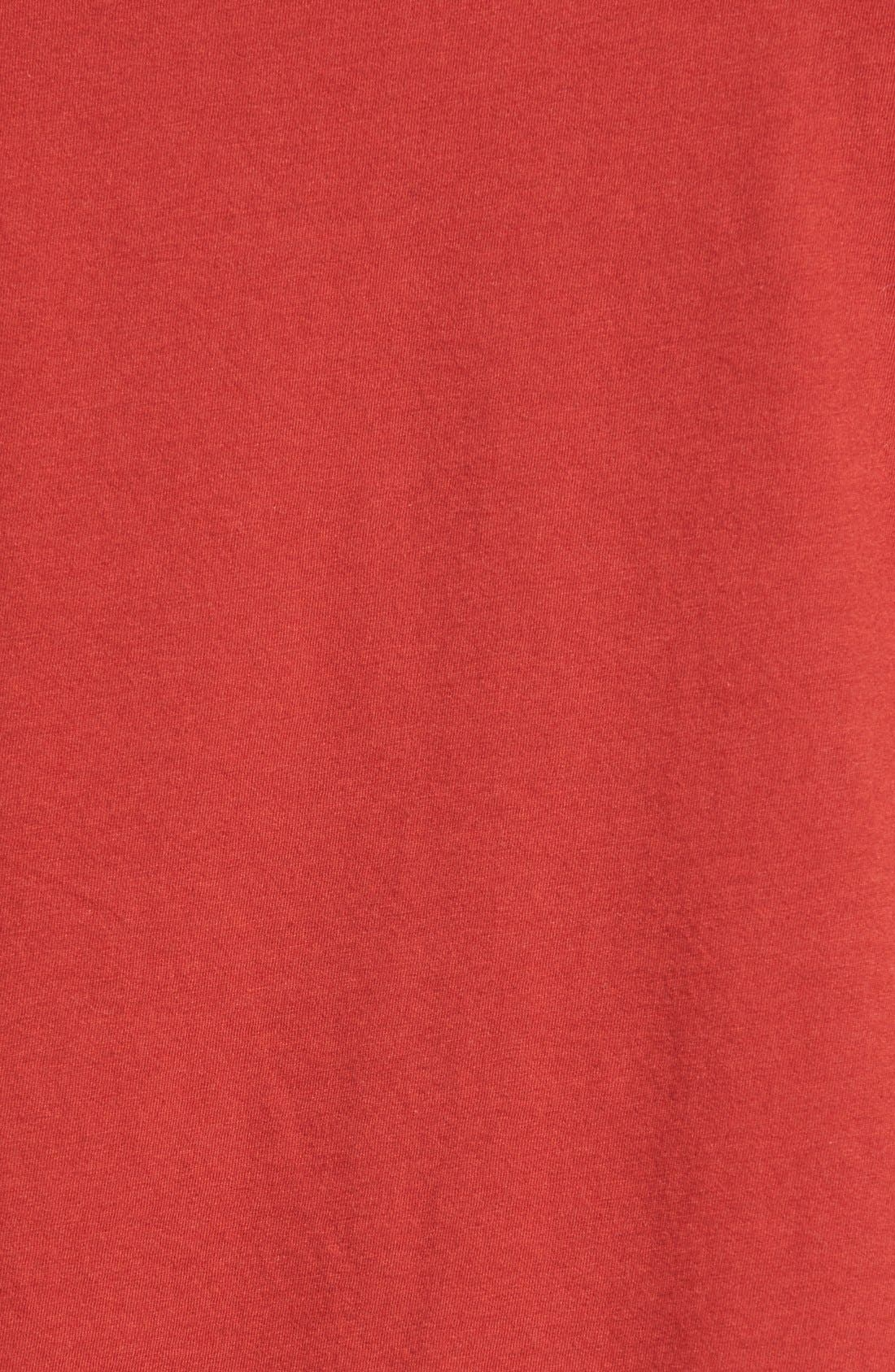 Alternate Image 5  - John Varvatos Star USA 'Faded Star' Graphic Crewneck T-Shirt