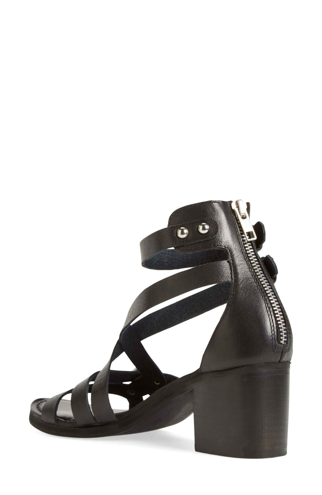 Alternate Image 2  - Seychelles 'Aquarius' Ankle Strap Sandal (Women)