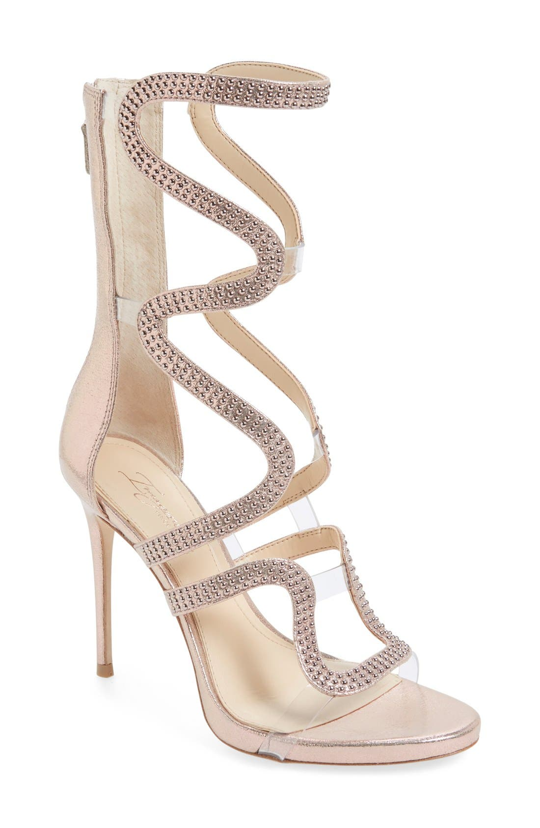 Alternate Image 1 Selected - Imagine Vince Camuto 'Dash' Cage Sandal (Women)