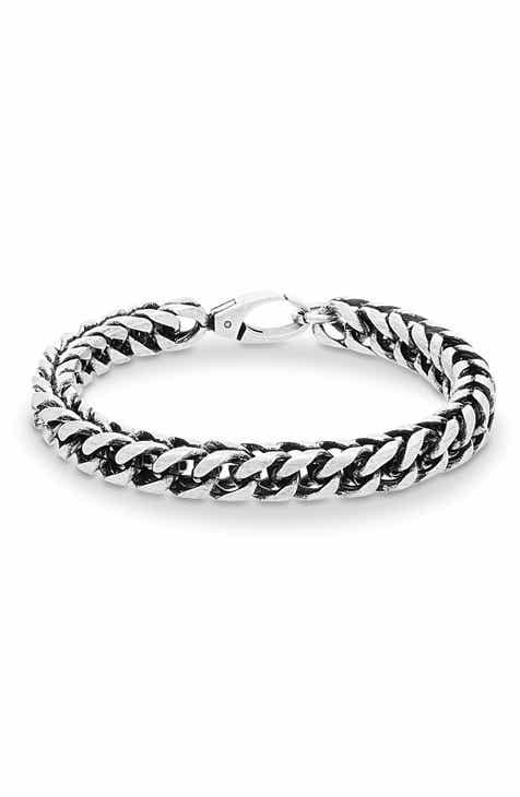 Steve Madden Franco Chain Bracelet