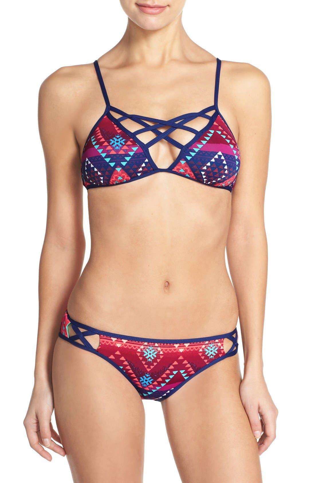 Alternate Image 4  - The Bikini Lab 'Girls Wanna Sun' Hipster Bikini Bottoms