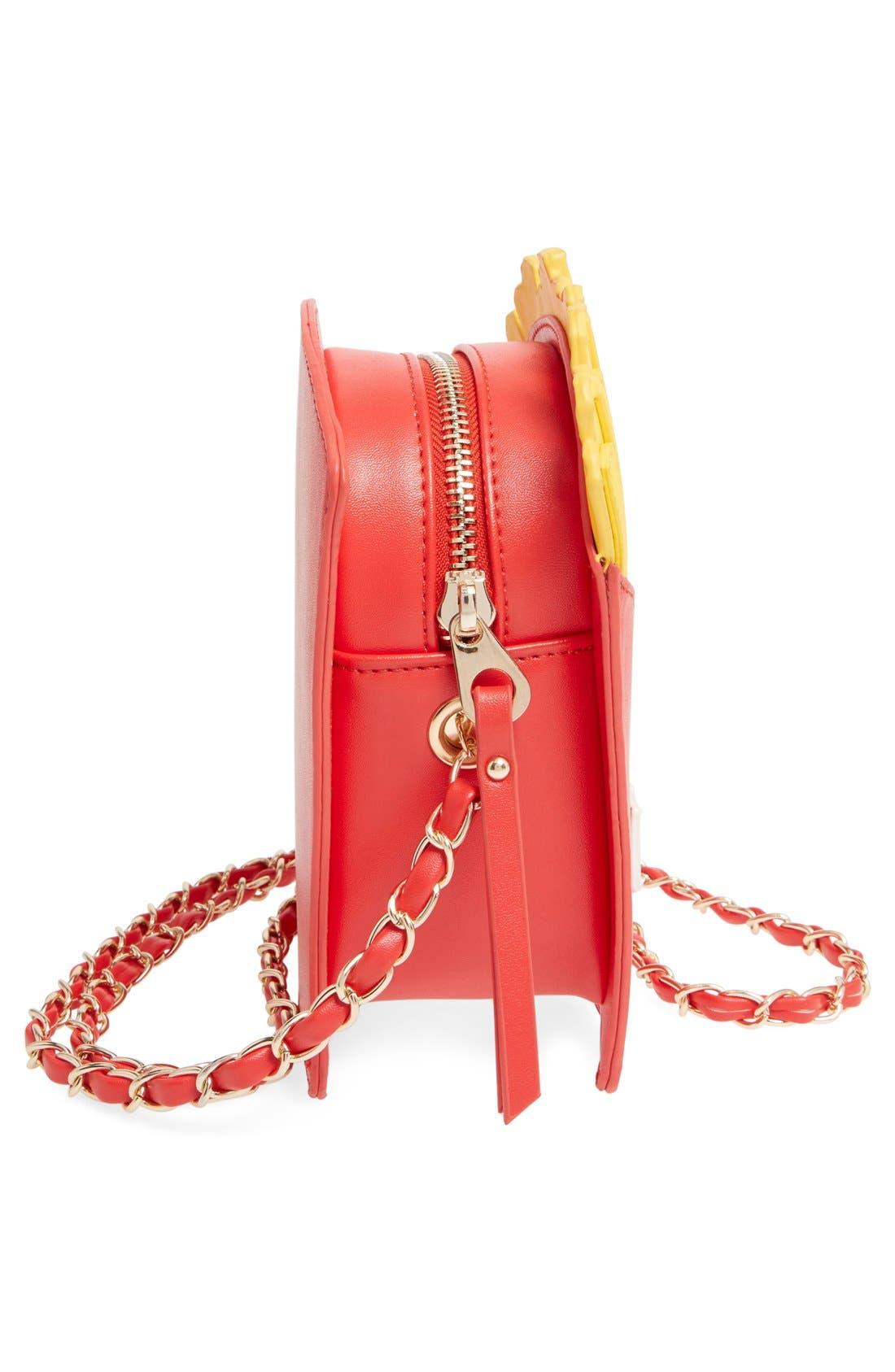 Alternate Image 5  - Nila Anthony 'Fries' Crossbody Bag
