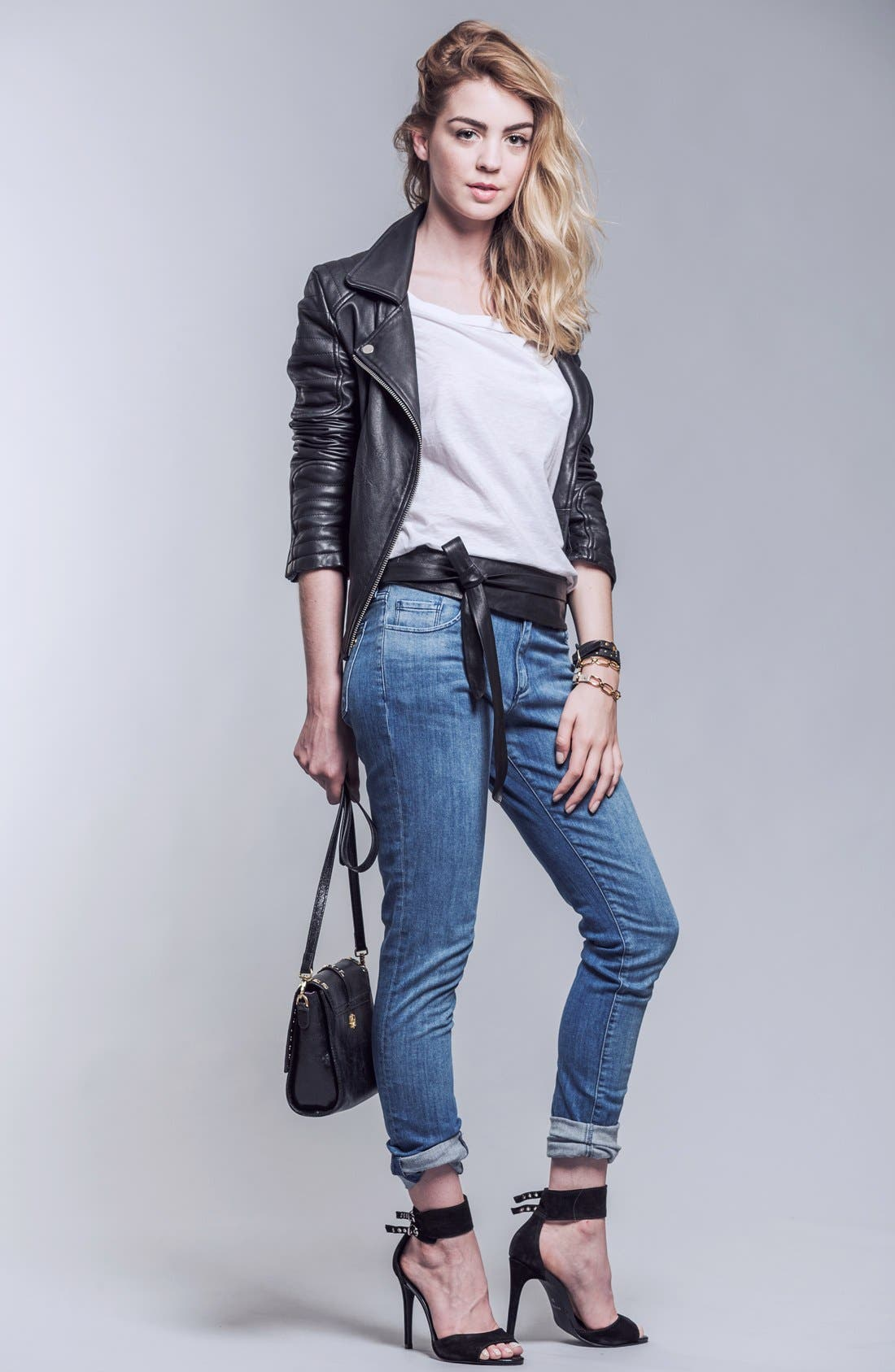 Alternate Image 6  - Ada Handmade Leather Wrap Belt