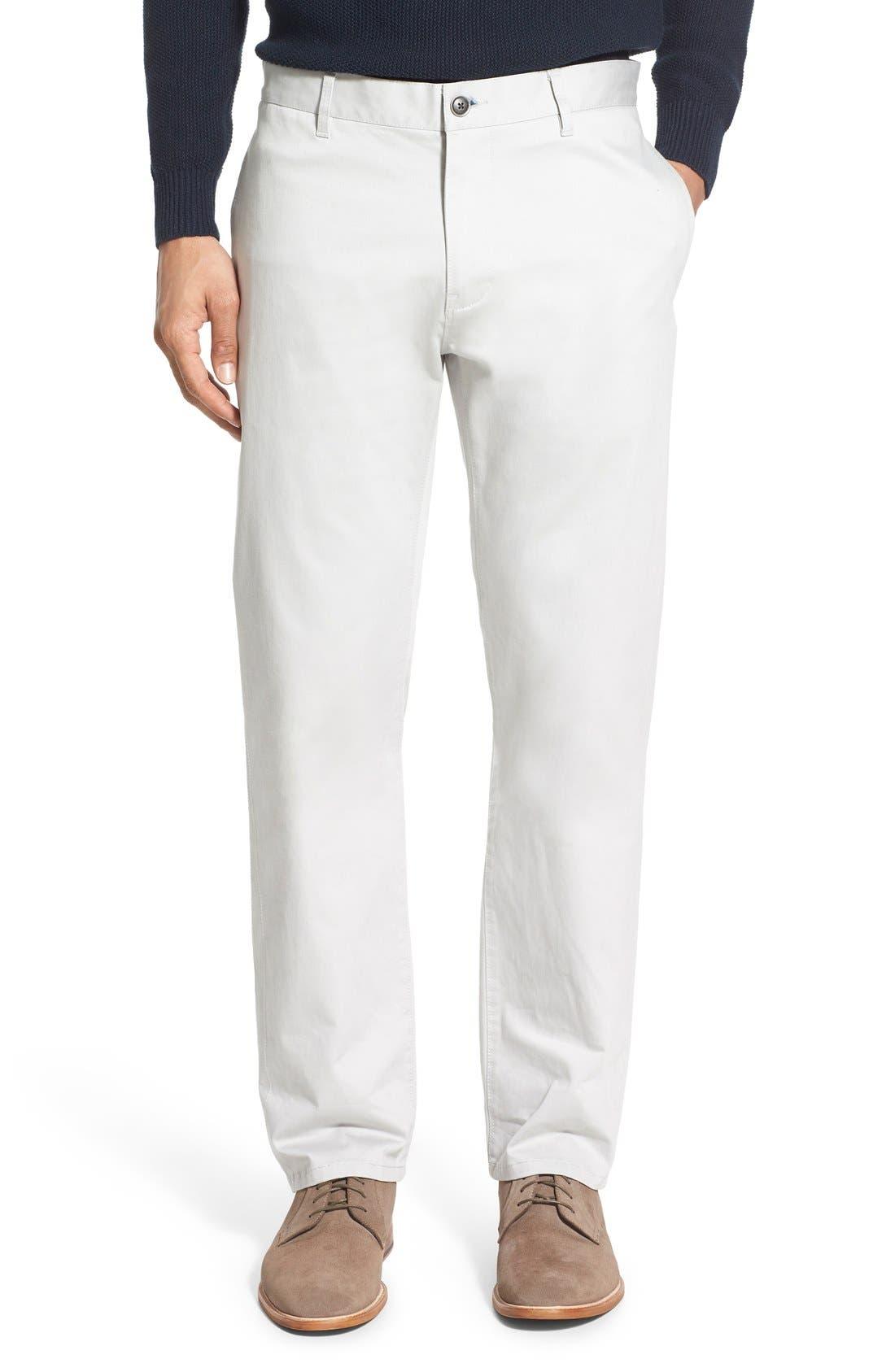 Alternate Image 1 Selected - W.R.K 'Beckett' Slim Fit Pants
