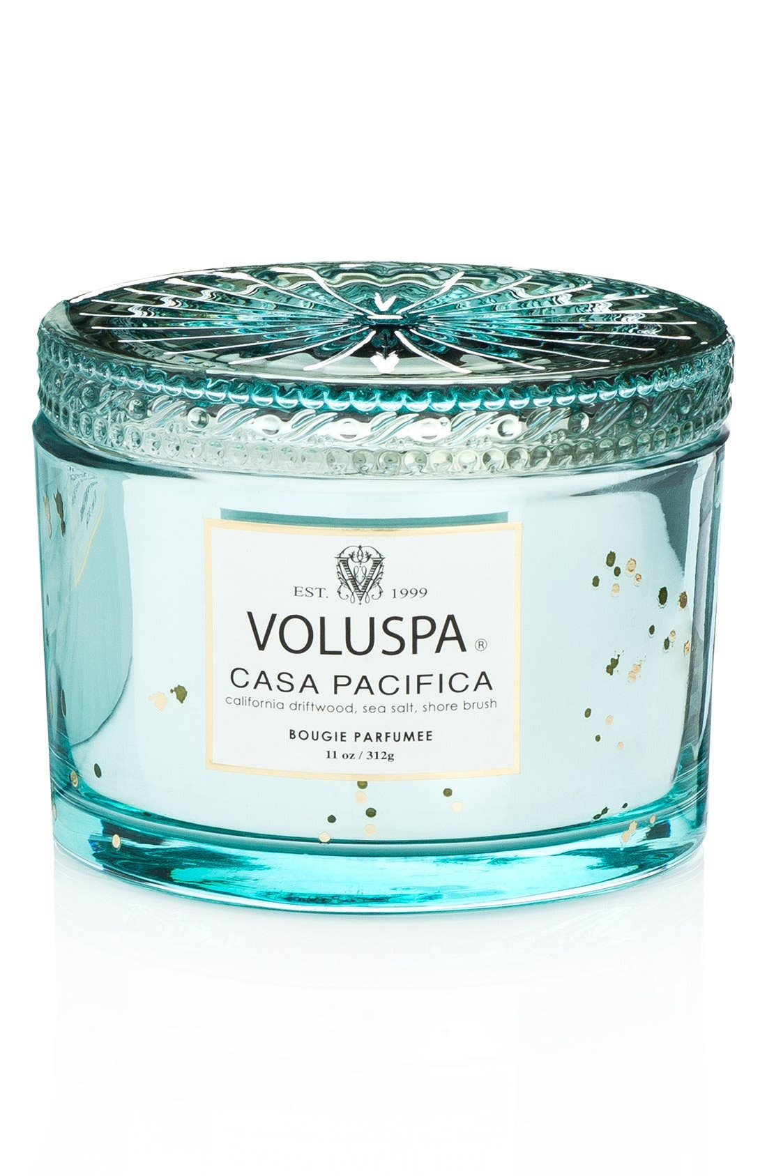 Alternate Image 1 Selected - Voluspa 'Maison Blanc - Casa Pacifica' Boxed Lidded Candle