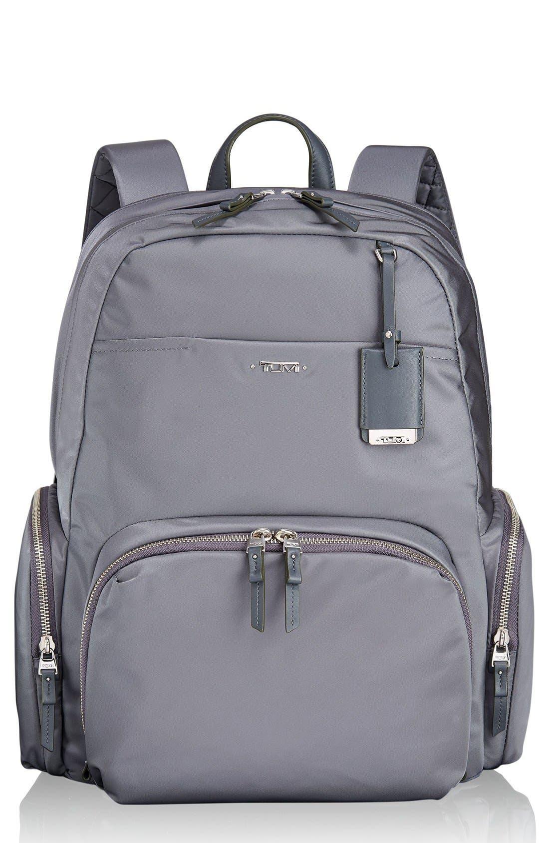Alternate Image 1 Selected - Tumi 'Voyageur - Calais' Nylon Computer Backpack
