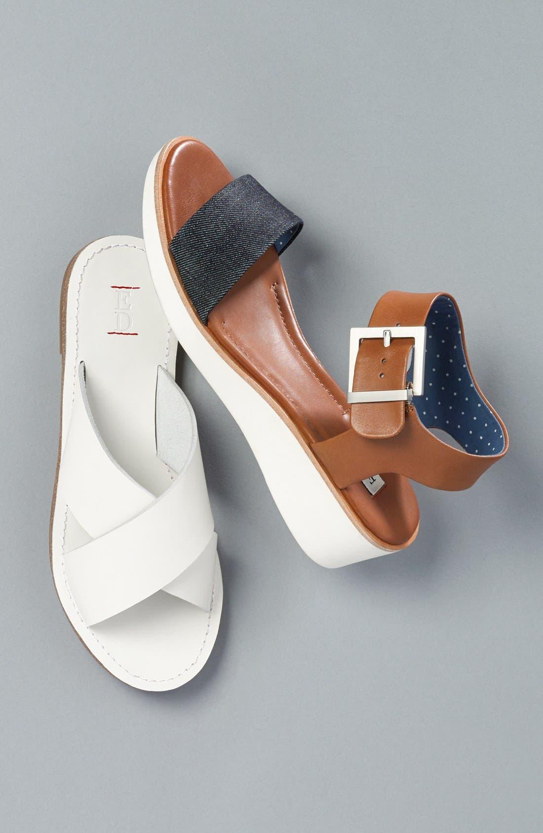 ED Ellen DeGeneres Stella Wedge Sandals I6HB1ucub