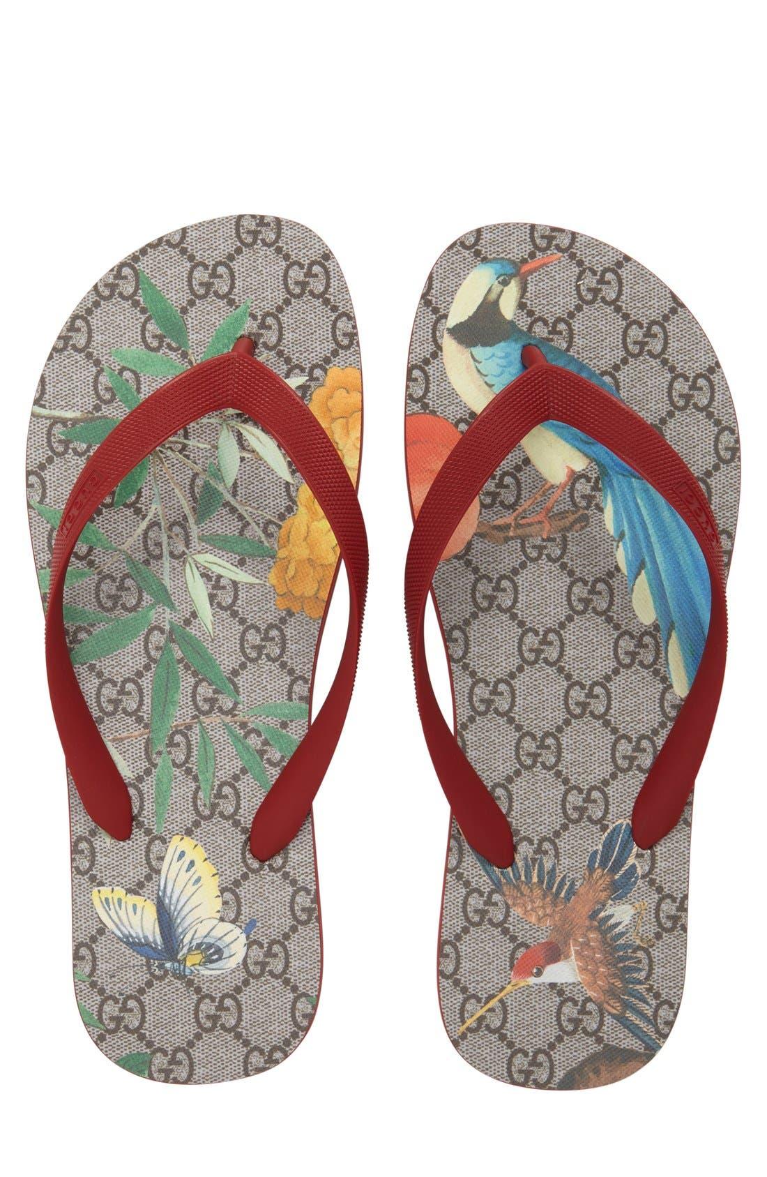 Alternate Image 3  - Gucci 'Bedlam' Flip Flop (Men)