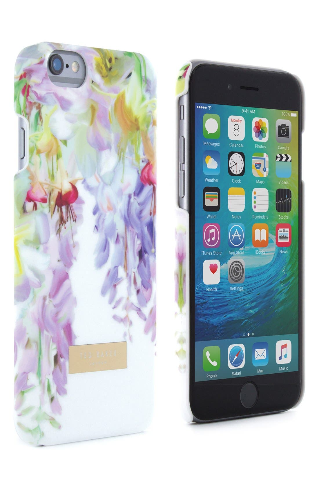 Alternate Image 7  - Ted Baker London Hanging Gardens iPhone 6/6s Case
