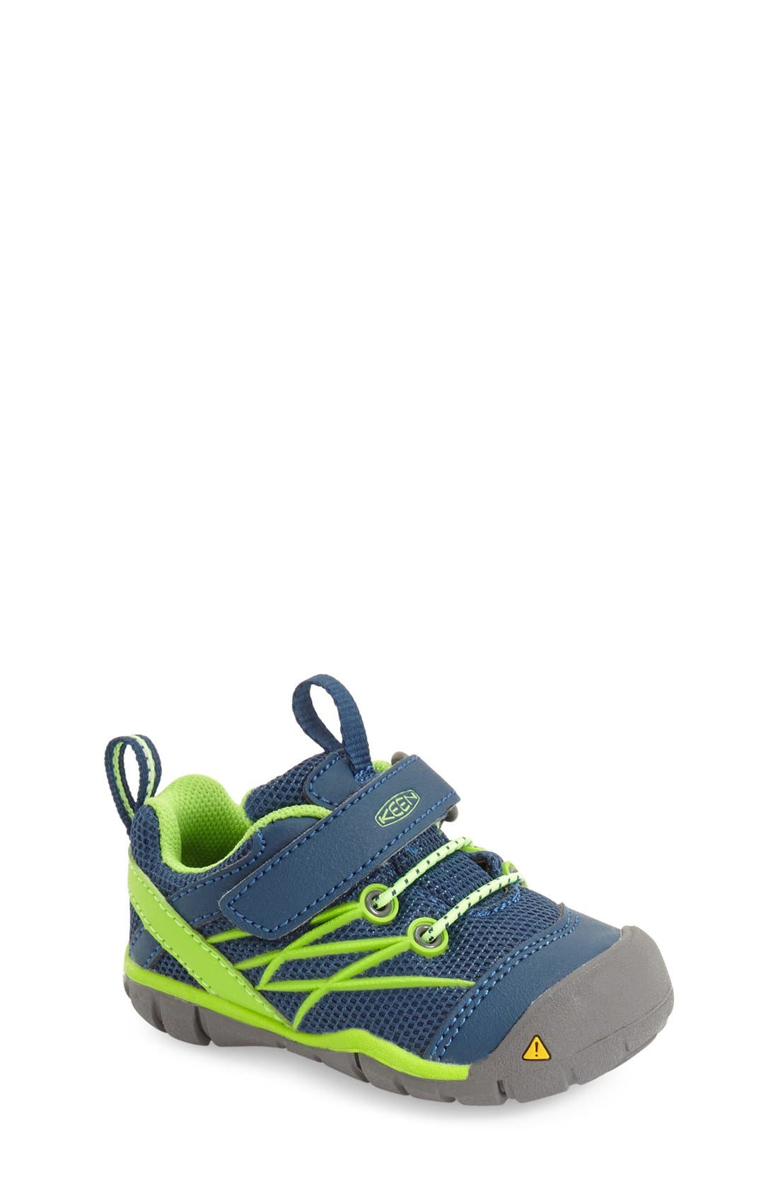 Main Image - Keen 'Chandler CNX' Water Repellent Sneaker (Toddler & Little Kid)
