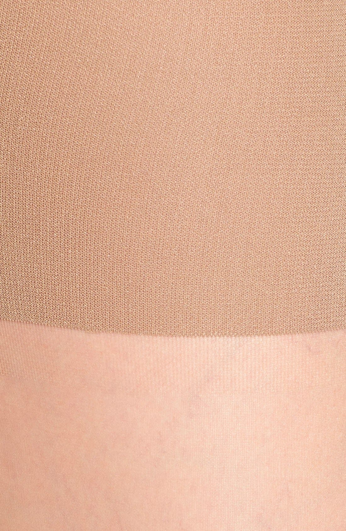 Luxe Leg Pantyhose,                             Alternate thumbnail 2, color,                             Nude 4