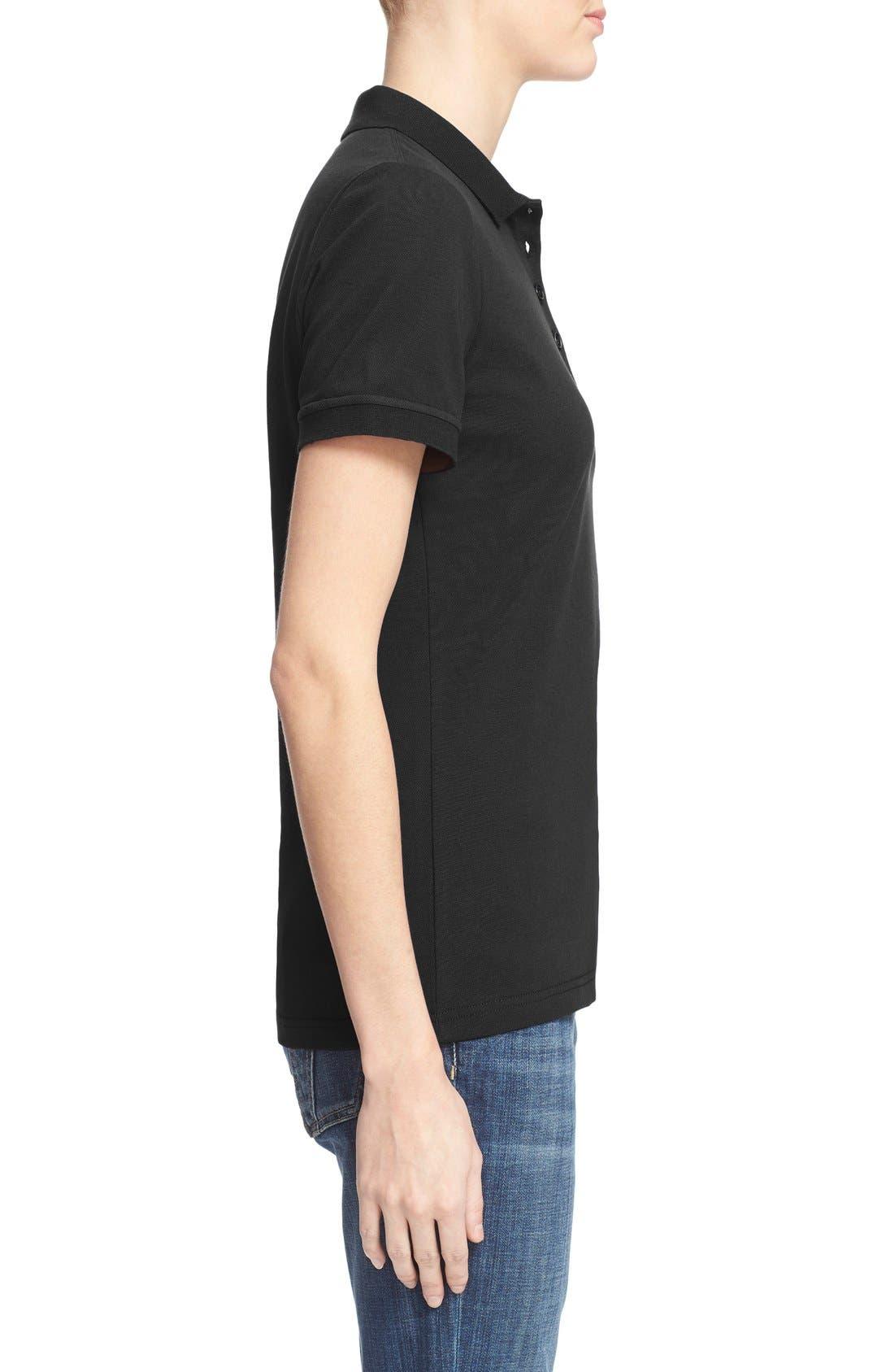 Alternate Image 5  - Burberry Short Sleeve Polo