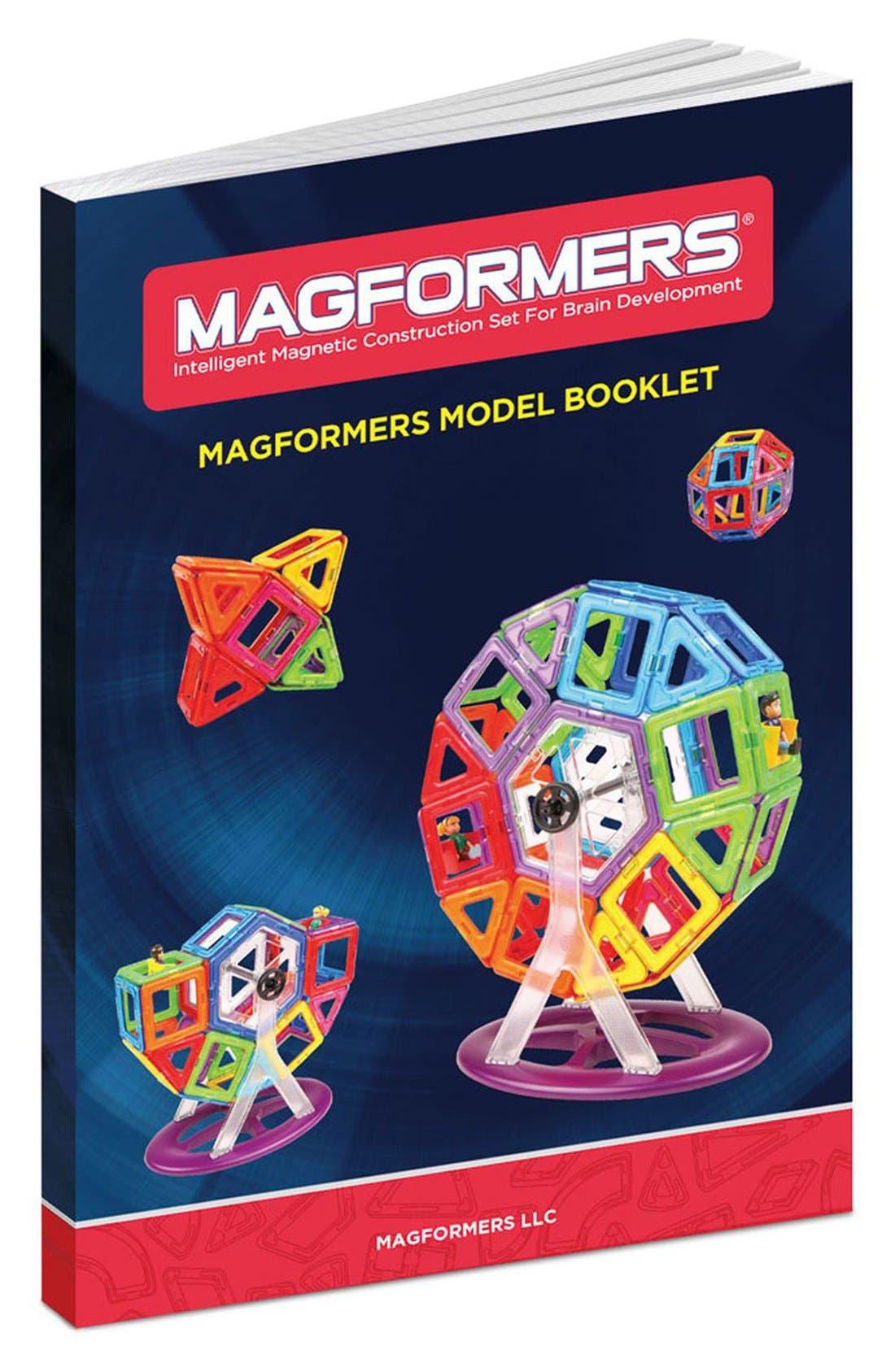 'Standard' Magnetic 3D Construction Set,                             Alternate thumbnail 5, color,                             Rainbow