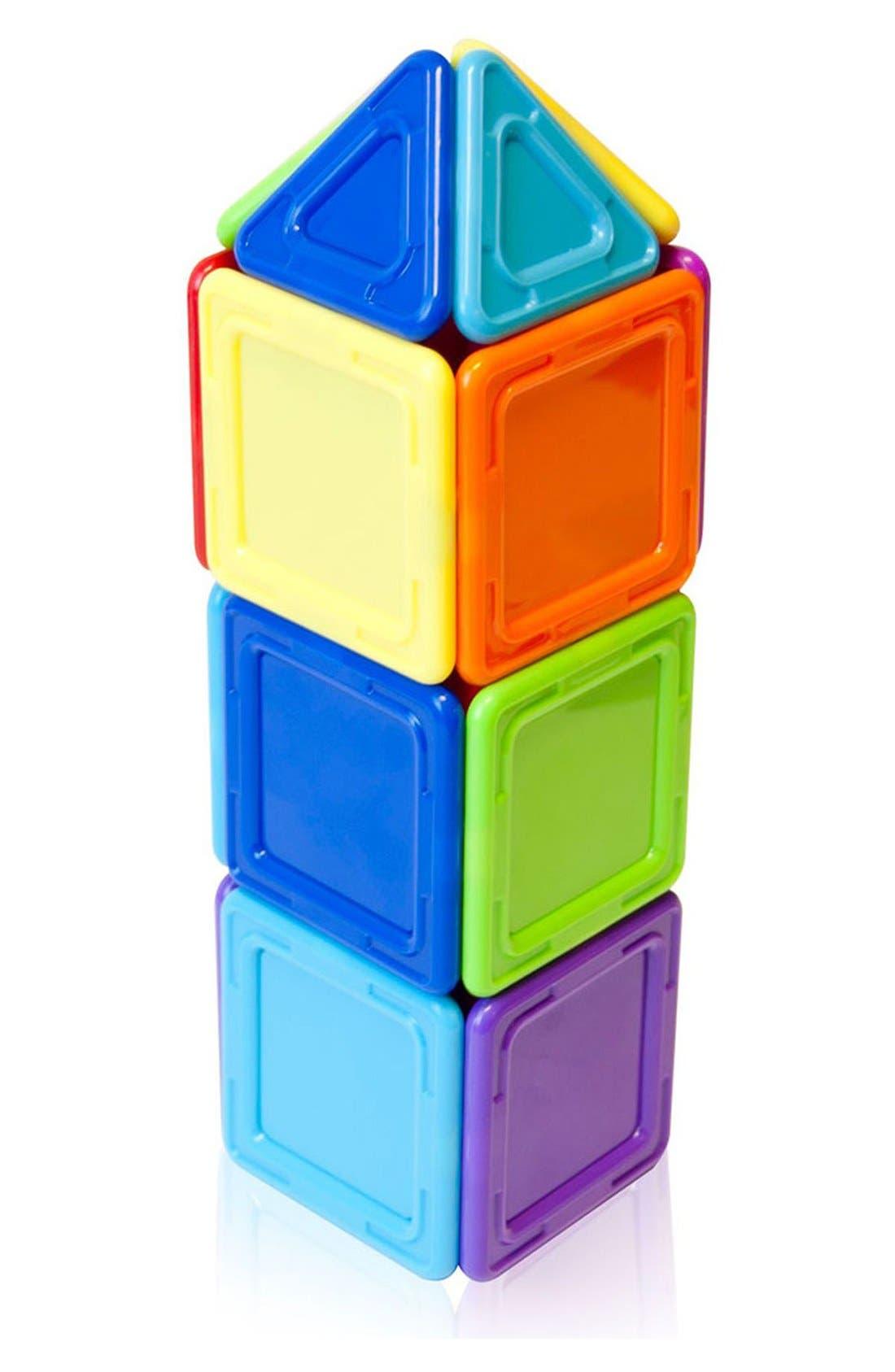 Alternate Image 6  - Magformers 'Standard - Solids' Opaque Magnetic 3D Construction Set