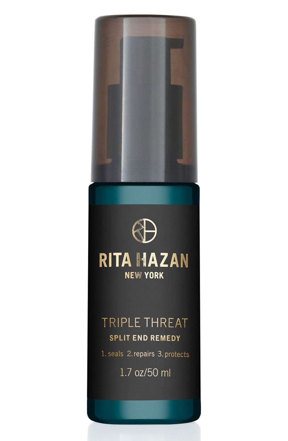 RITA HAZAN NEW YORK 'Triple Threat' Split End Remedy