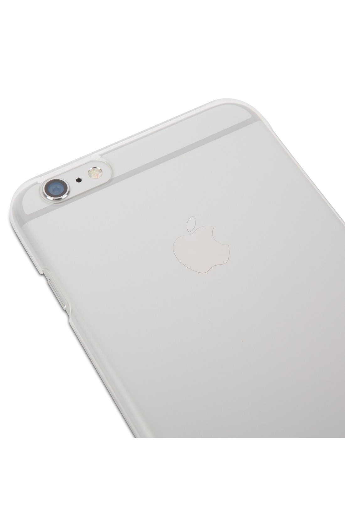 Alternate Image 2  - Moshi 'iGlaze XT' iPhone 6 Plus & 6s Plus Case