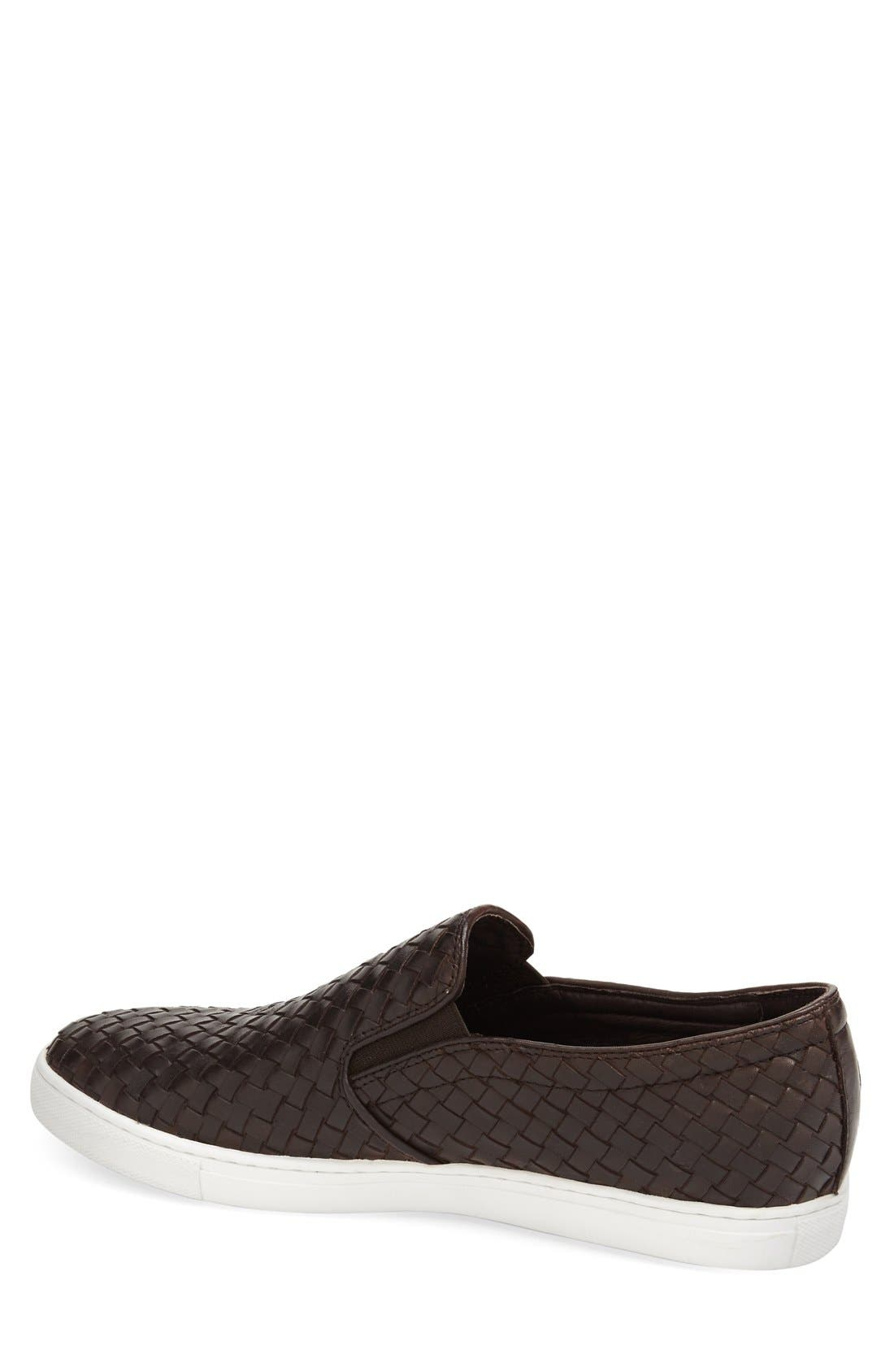 Alternate Image 2  - Zanzara 'Buzz' Slip-On Sneaker (Men)