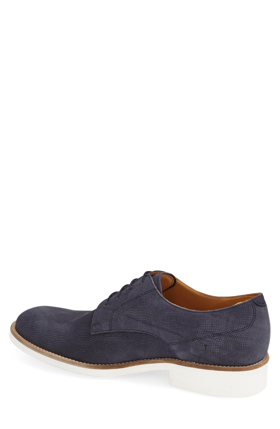 Alternate Image 4  - Vince Camuto 'Apexx' Nubuck Derby (Men)