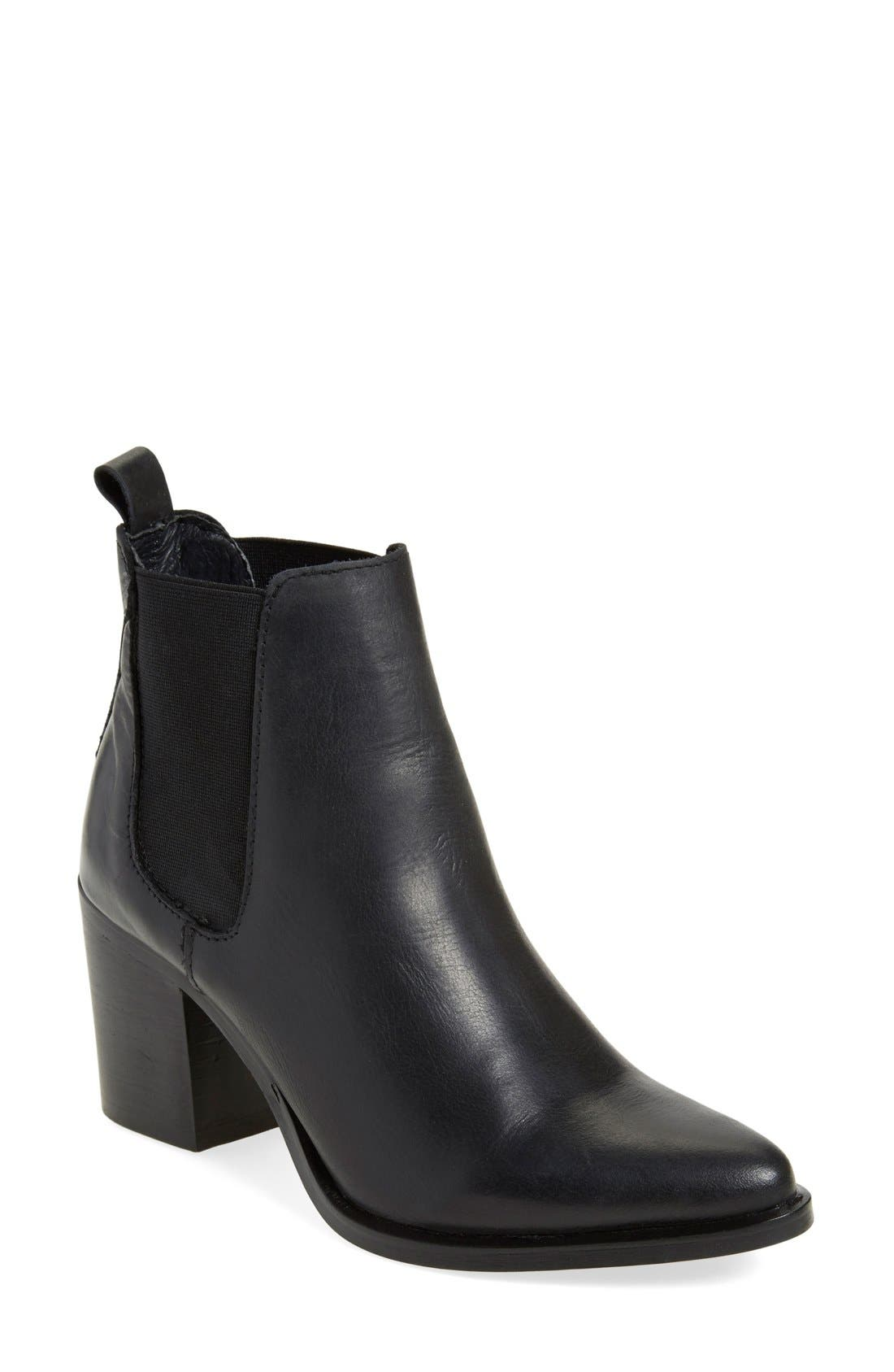 Alternate Image 1 Selected - Steve Madden 'Pistol' Bootie (Women)