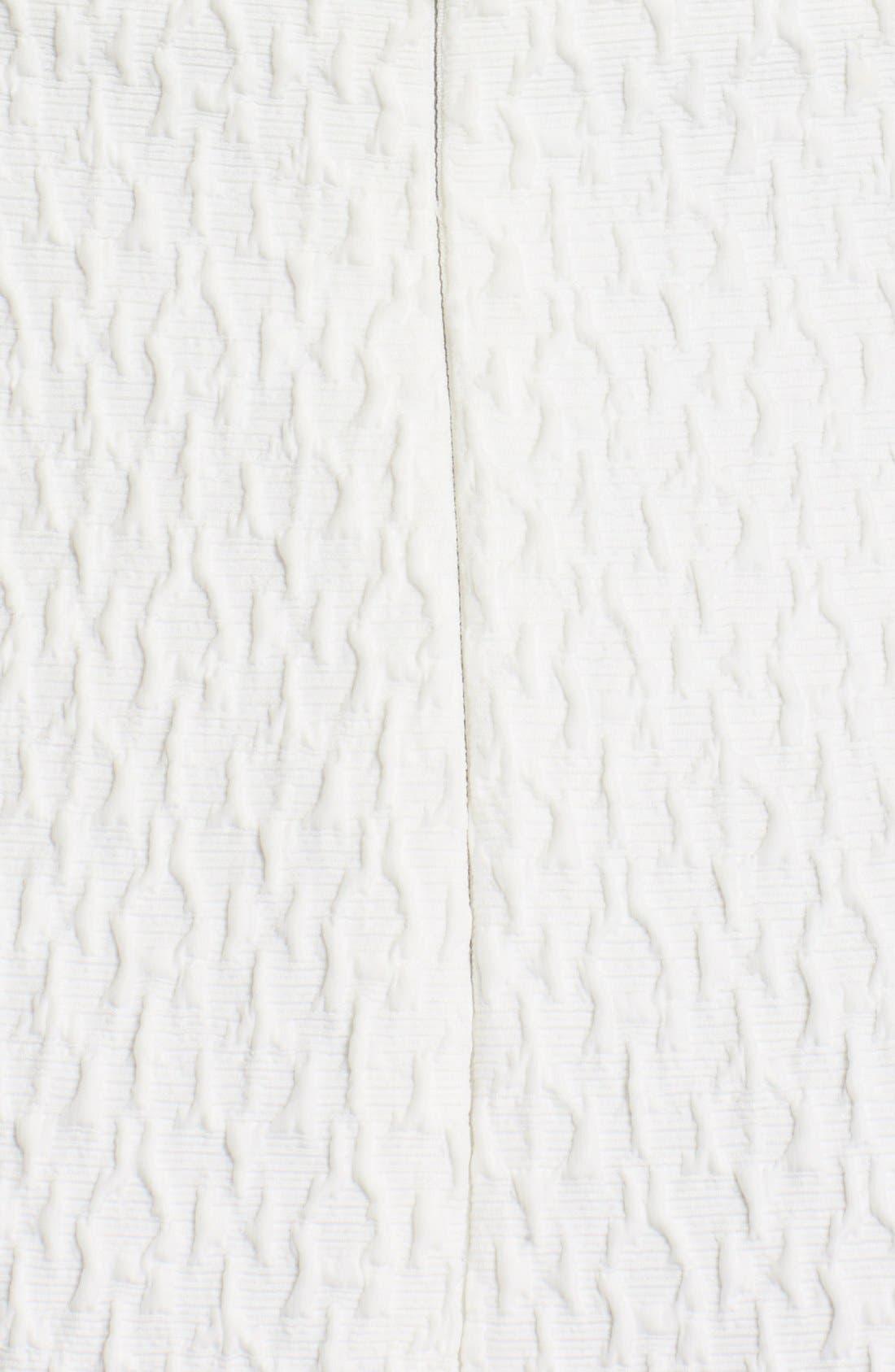 Alternate Image 6  - Rebecca Taylor Off the Shoulder Lace Top
