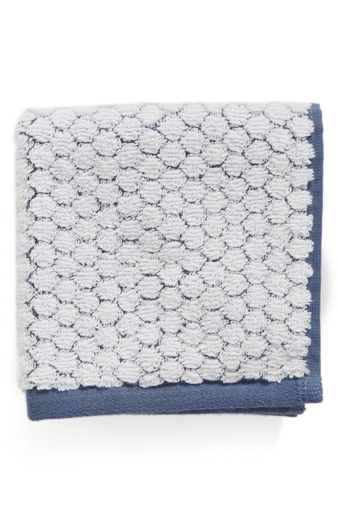Alternate Image 1 Selected - Nordstrom at Home Cobble Washcloth (2 for $17)